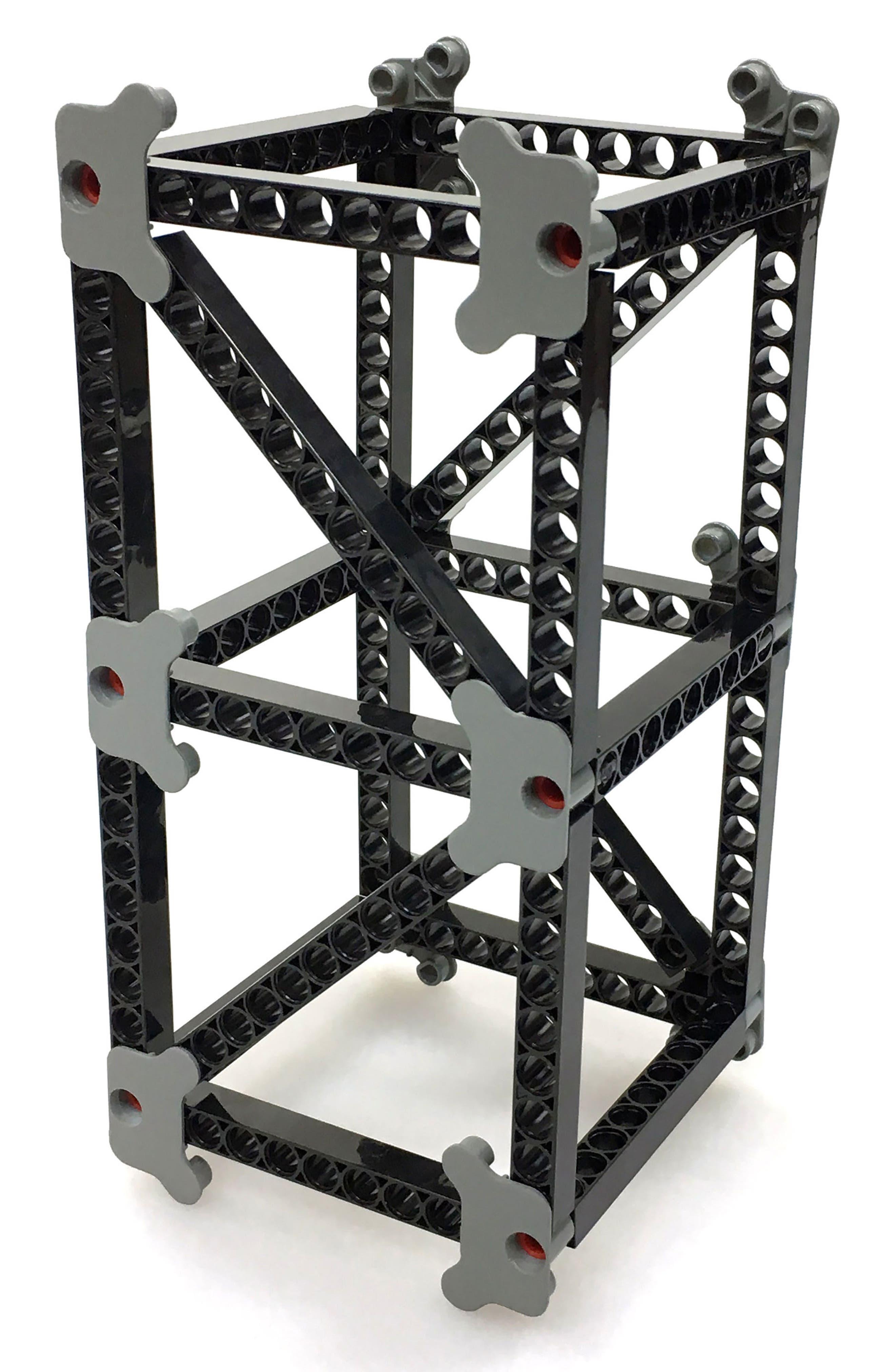 Alternate Image 23  - Thames & Kosmos Structural Engineering 323-Piece Bridges & Skyscrapers Building Kit
