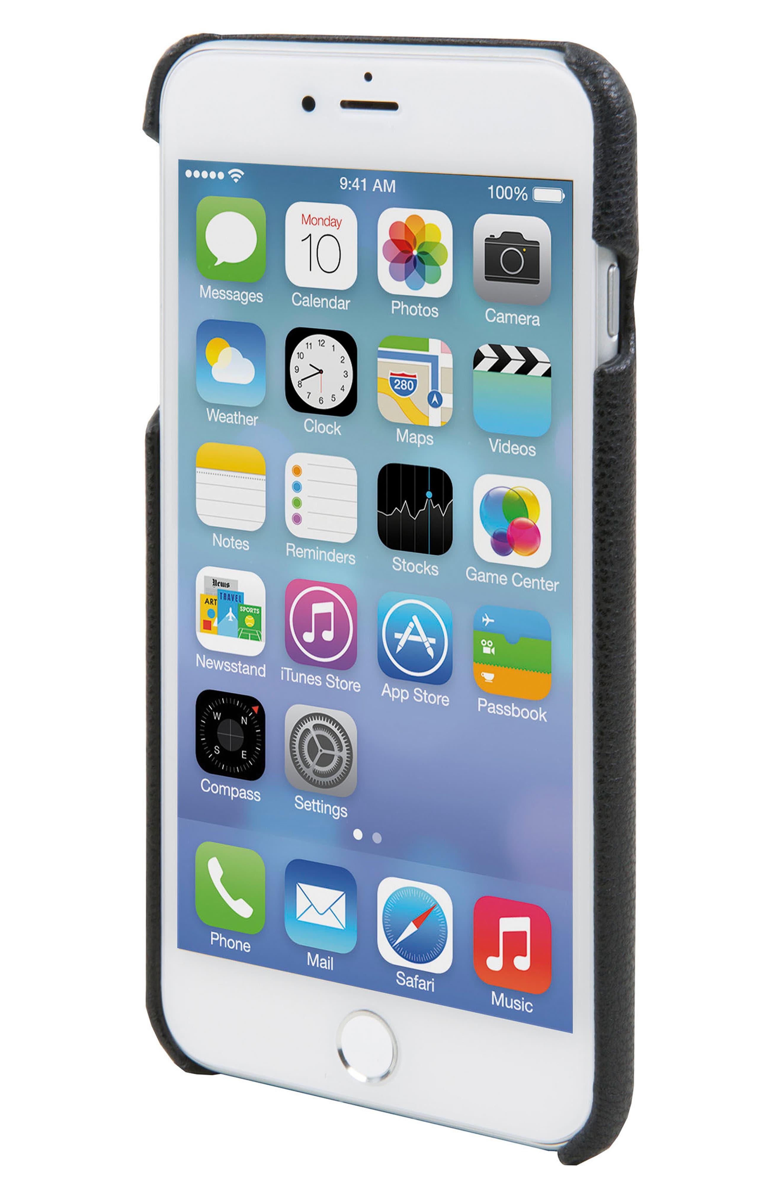 Alternate Image 3  - HEX Solo iPhone 7/8 Plus Wallet Case