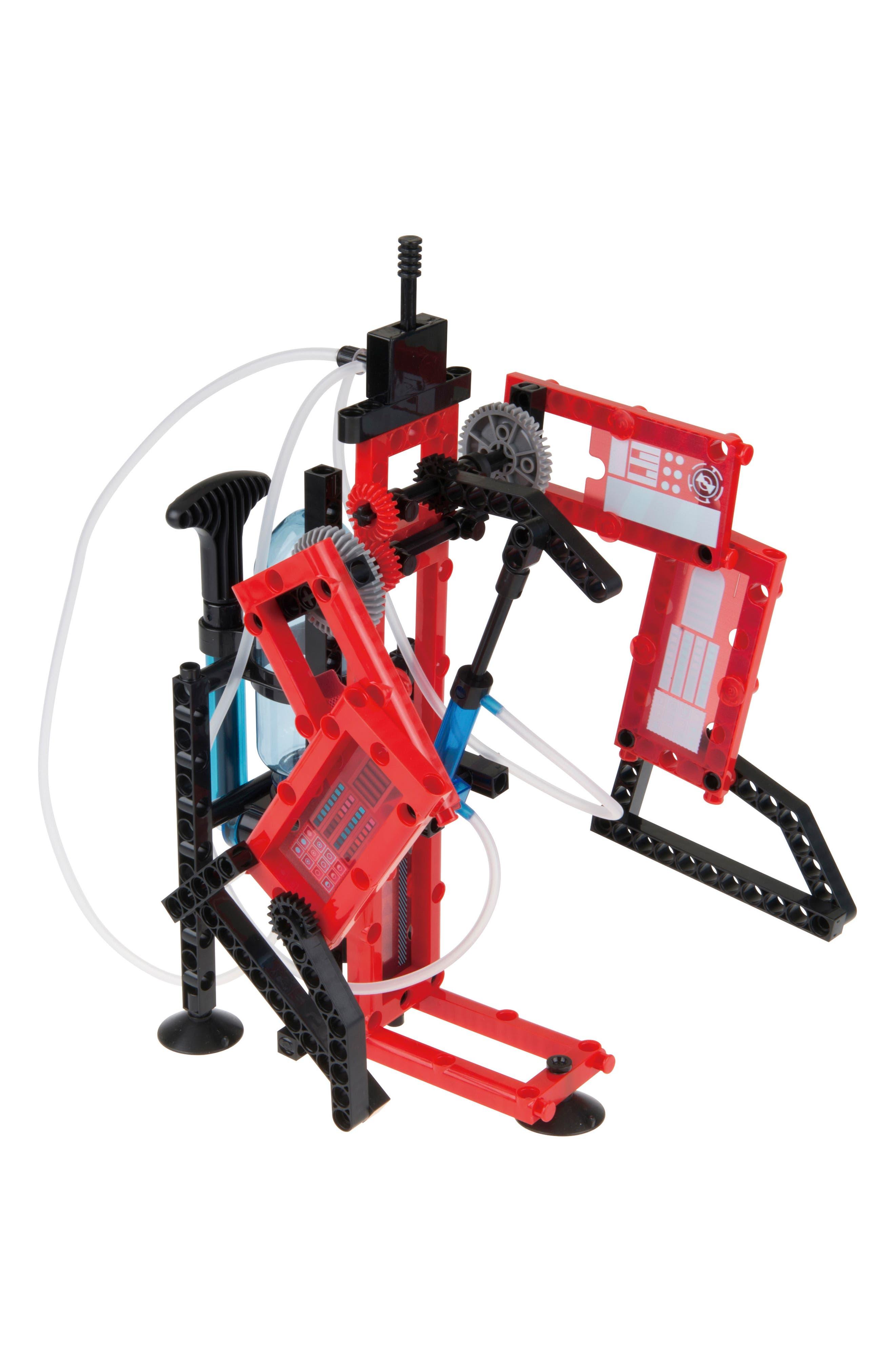 Mechanical Engineering Robotic Arms Kit,                             Alternate thumbnail 9, color,                             Multi
