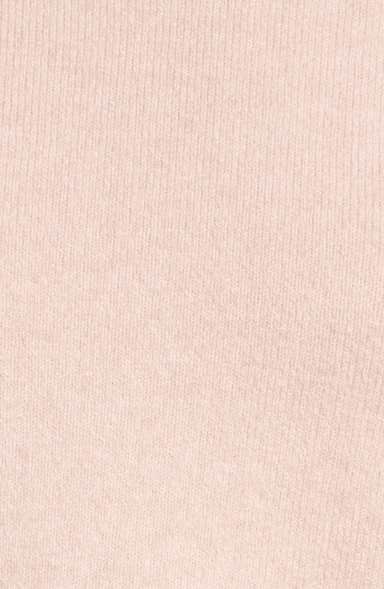 Alternate Image 5  - Halogen® Lace-Up Sleeve Sweater