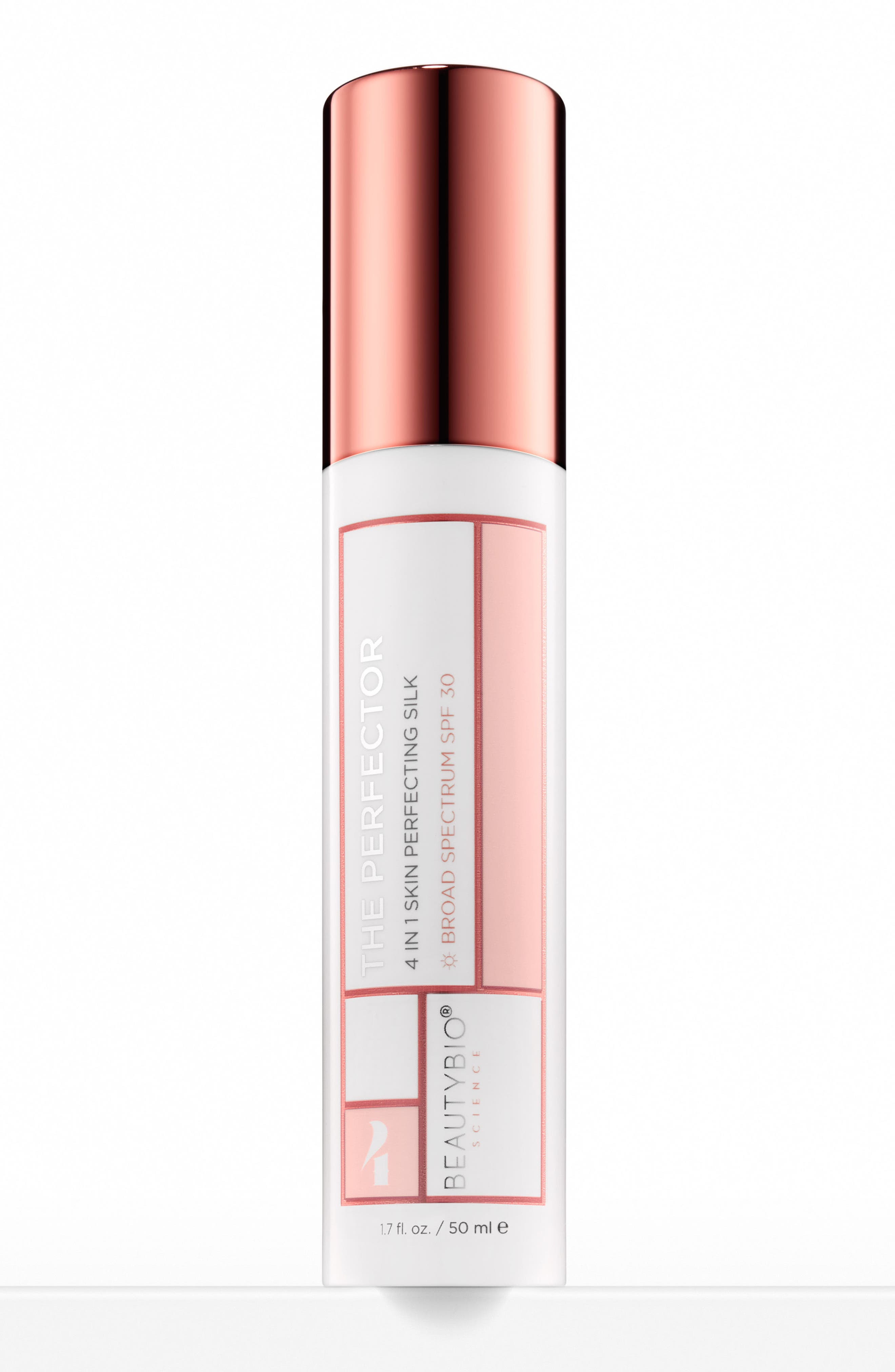 The Perfector 4-in-1 Skin Perfecting Silk SPF 30,                             Main thumbnail 1, color,                             No Color