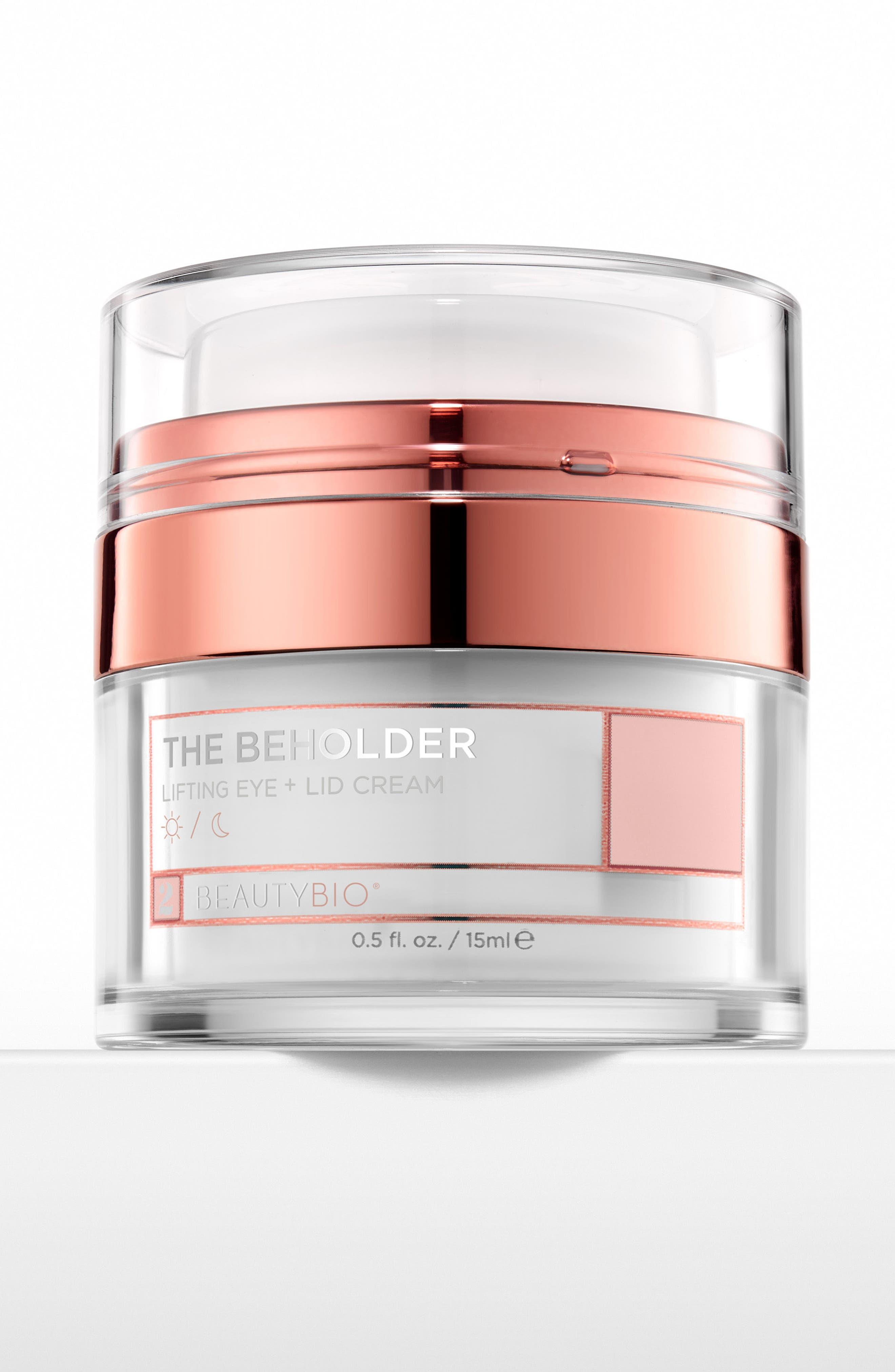 Main Image - Beauty Bioscience® The Beholder Lifting Eye & Lid Cream