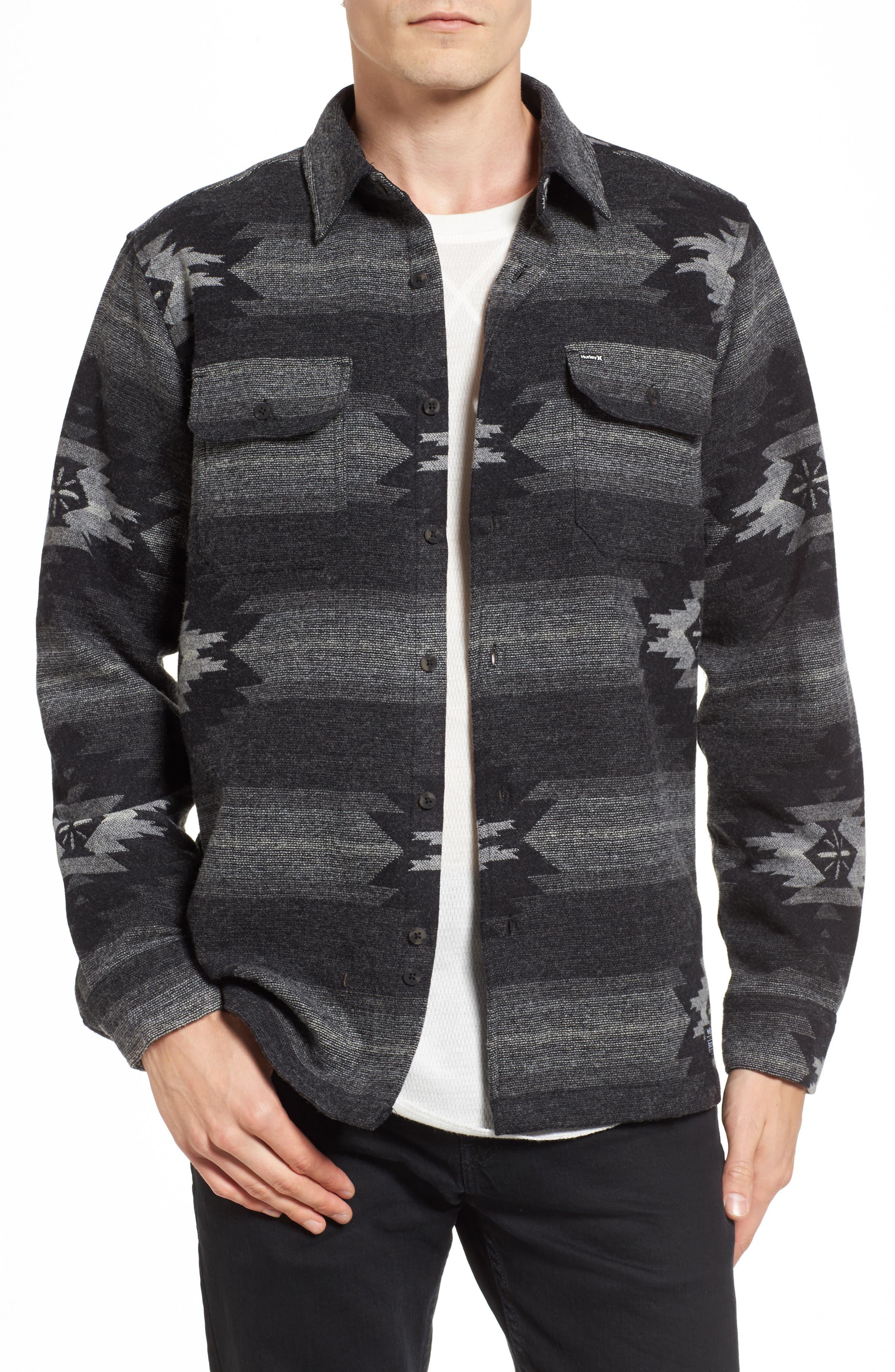 Hurley x Pendleton Flannel Shirt