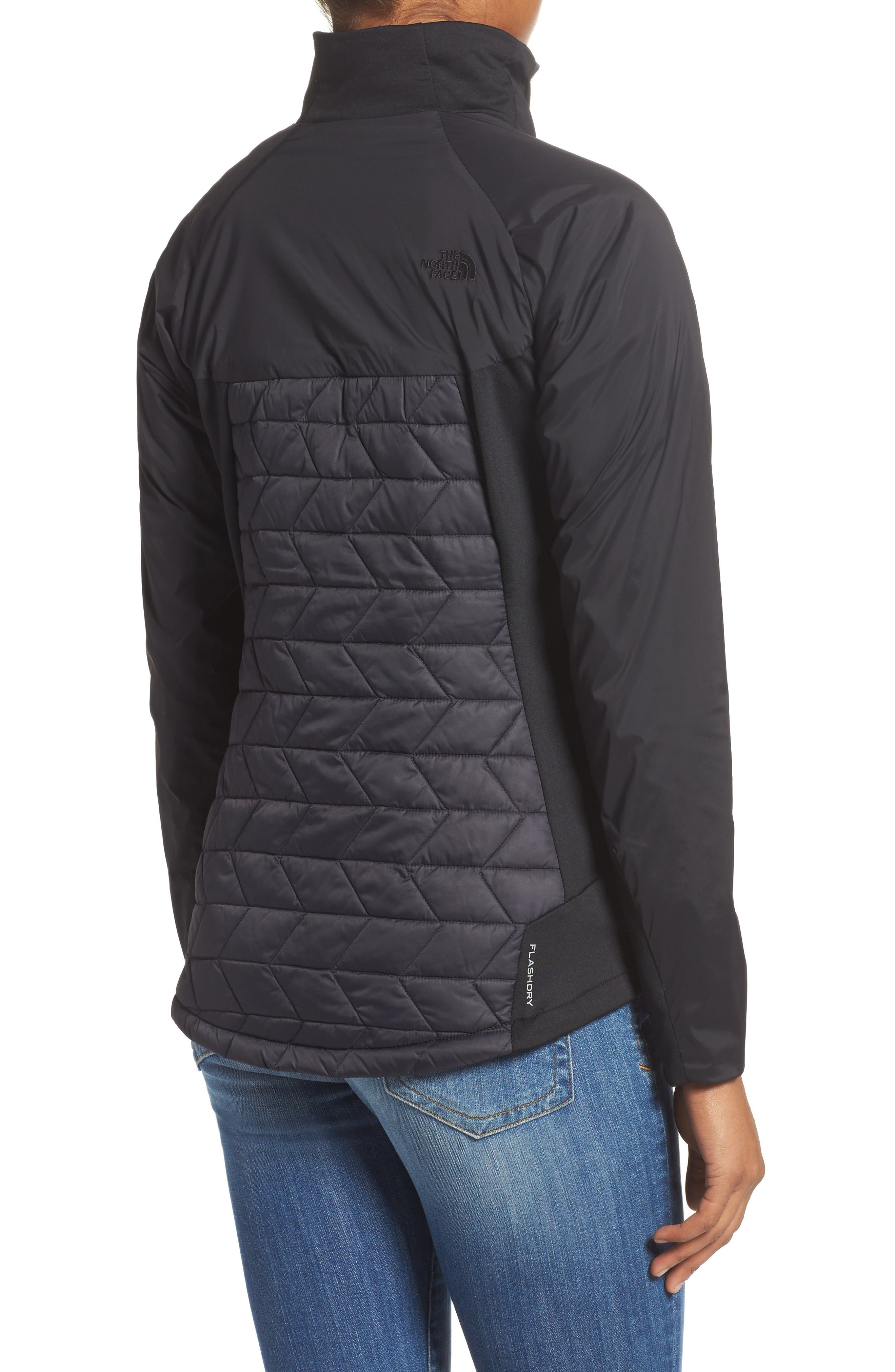ThermoBall<sup>™</sup> Active Jacket,                             Alternate thumbnail 2, color,                             Tnf Black