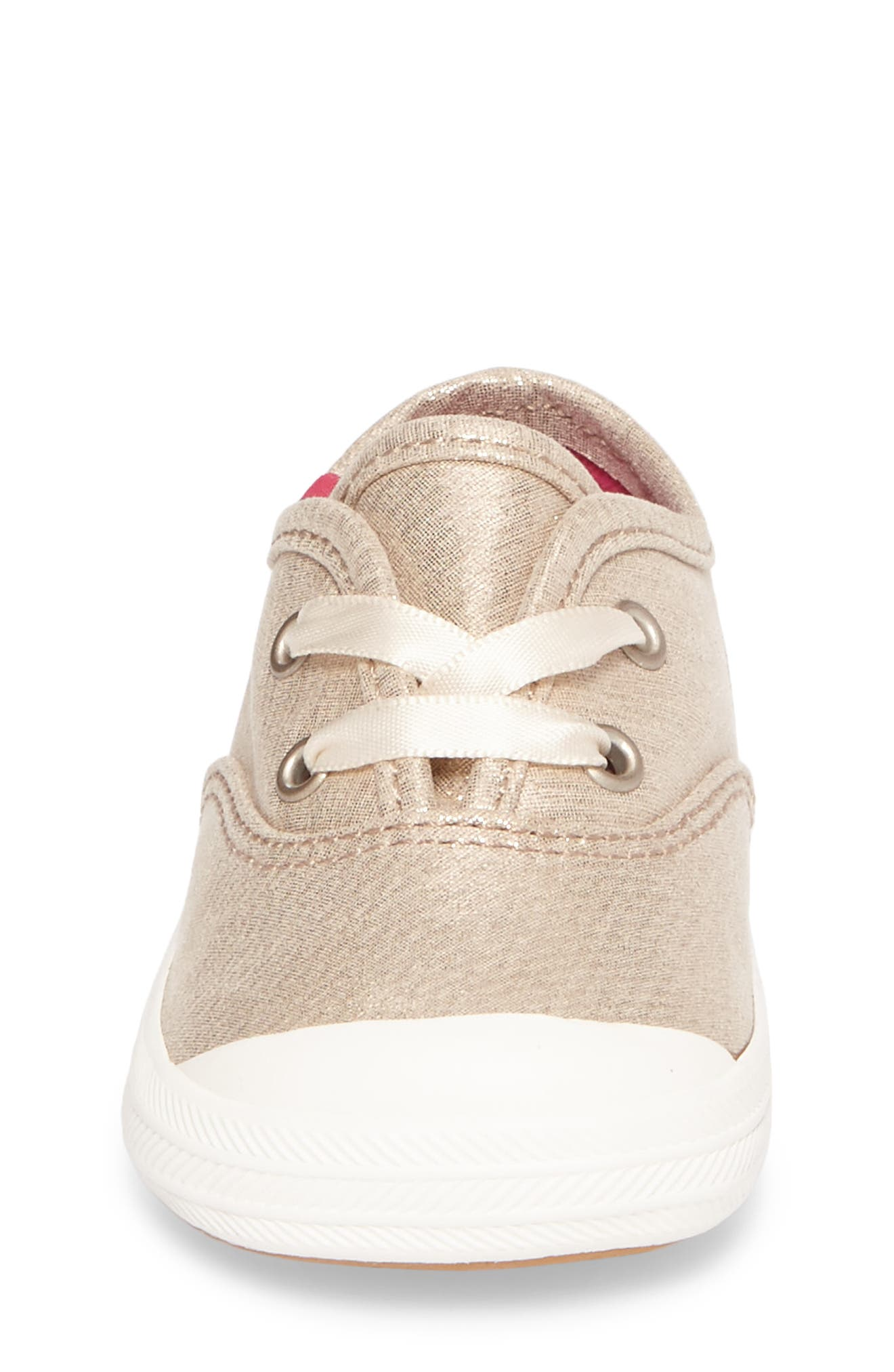 Alternate Image 4  - Keds® 'Champion' Sneaker (Baby, Walker & Toddler)