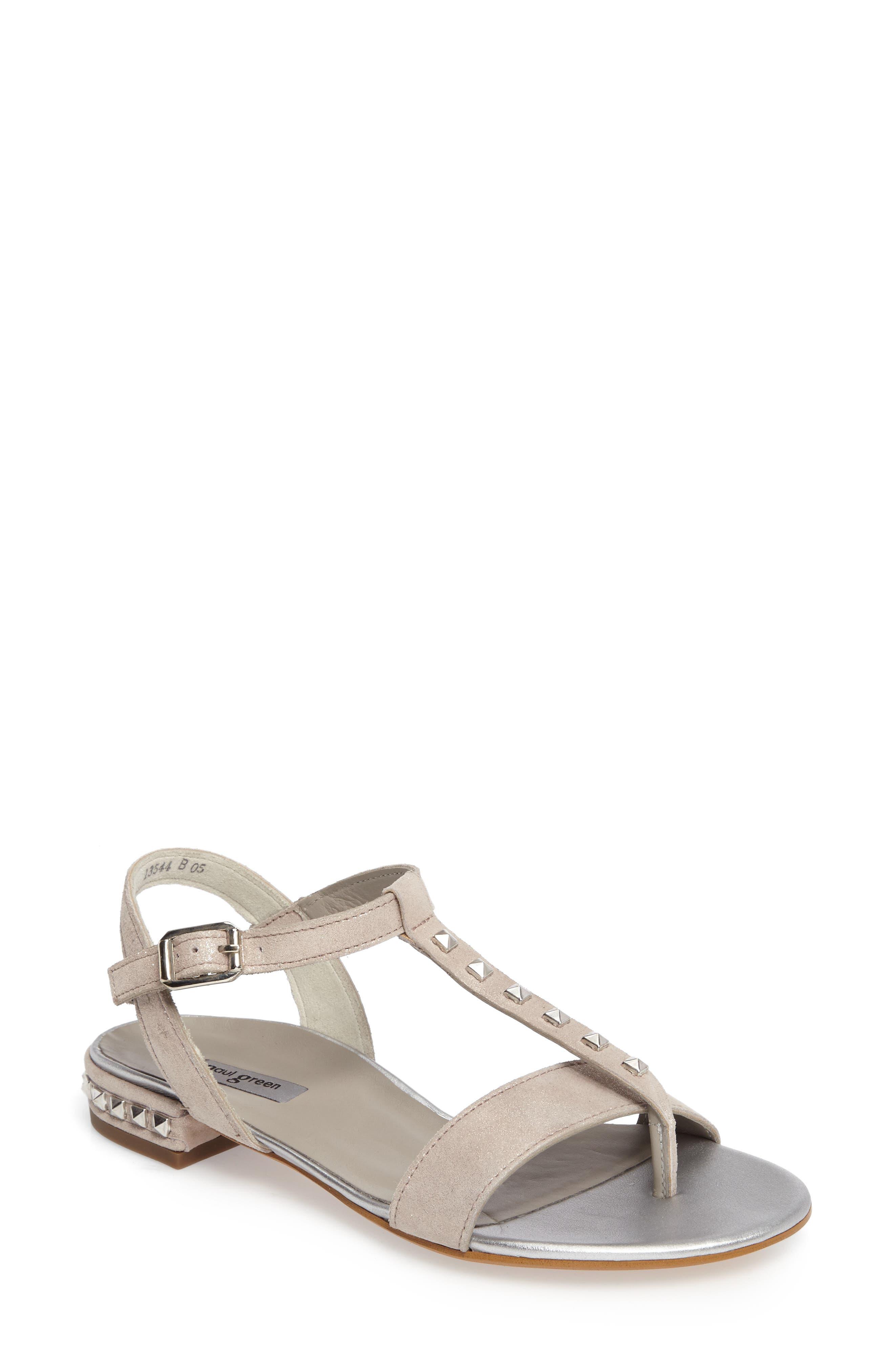 Paul Green Nepal T-Strap Sandal (Women)