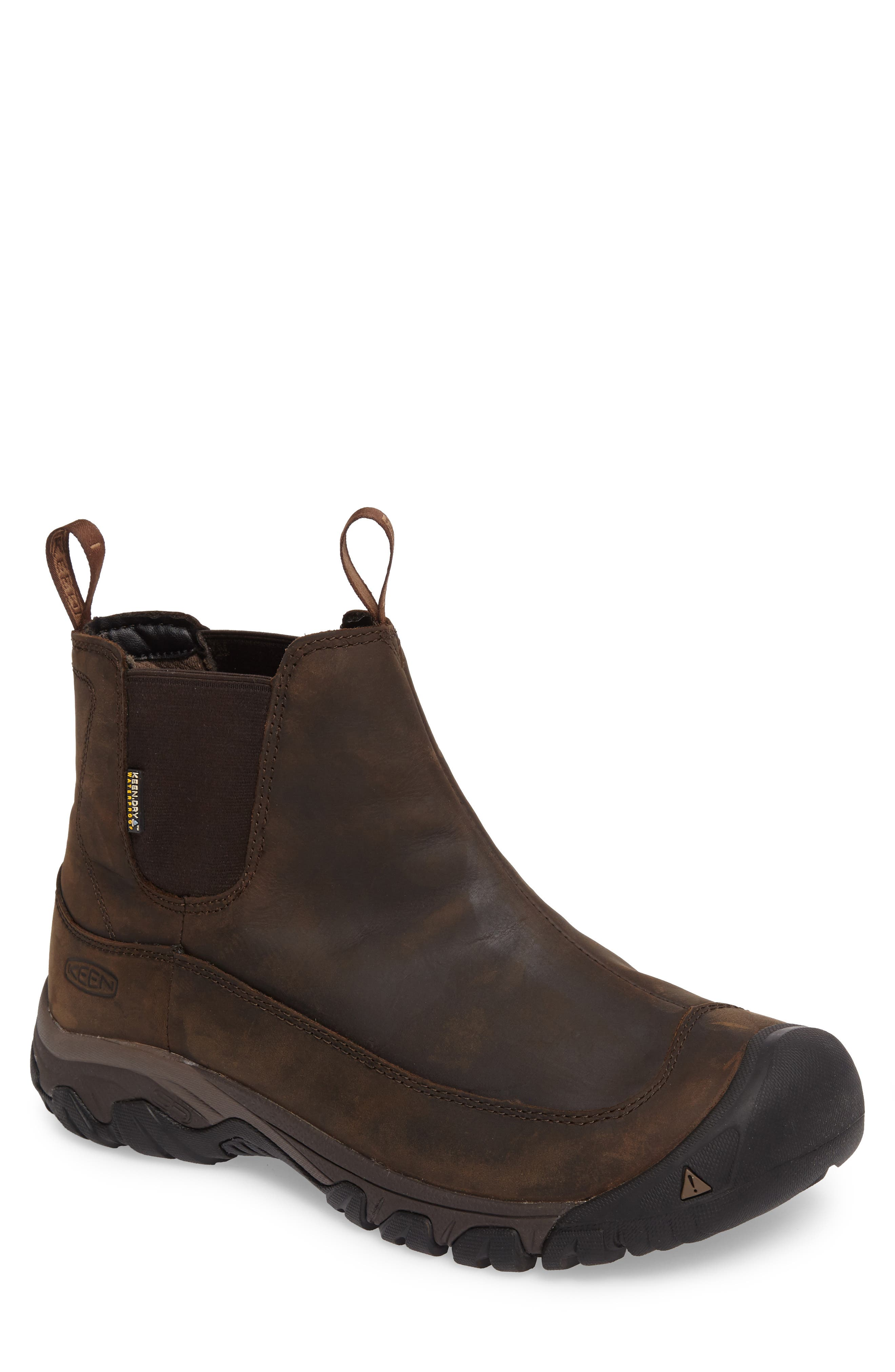 Alternate Image 1 Selected - Keen Anchorage II Waterproof Chelsea Boot (Men)