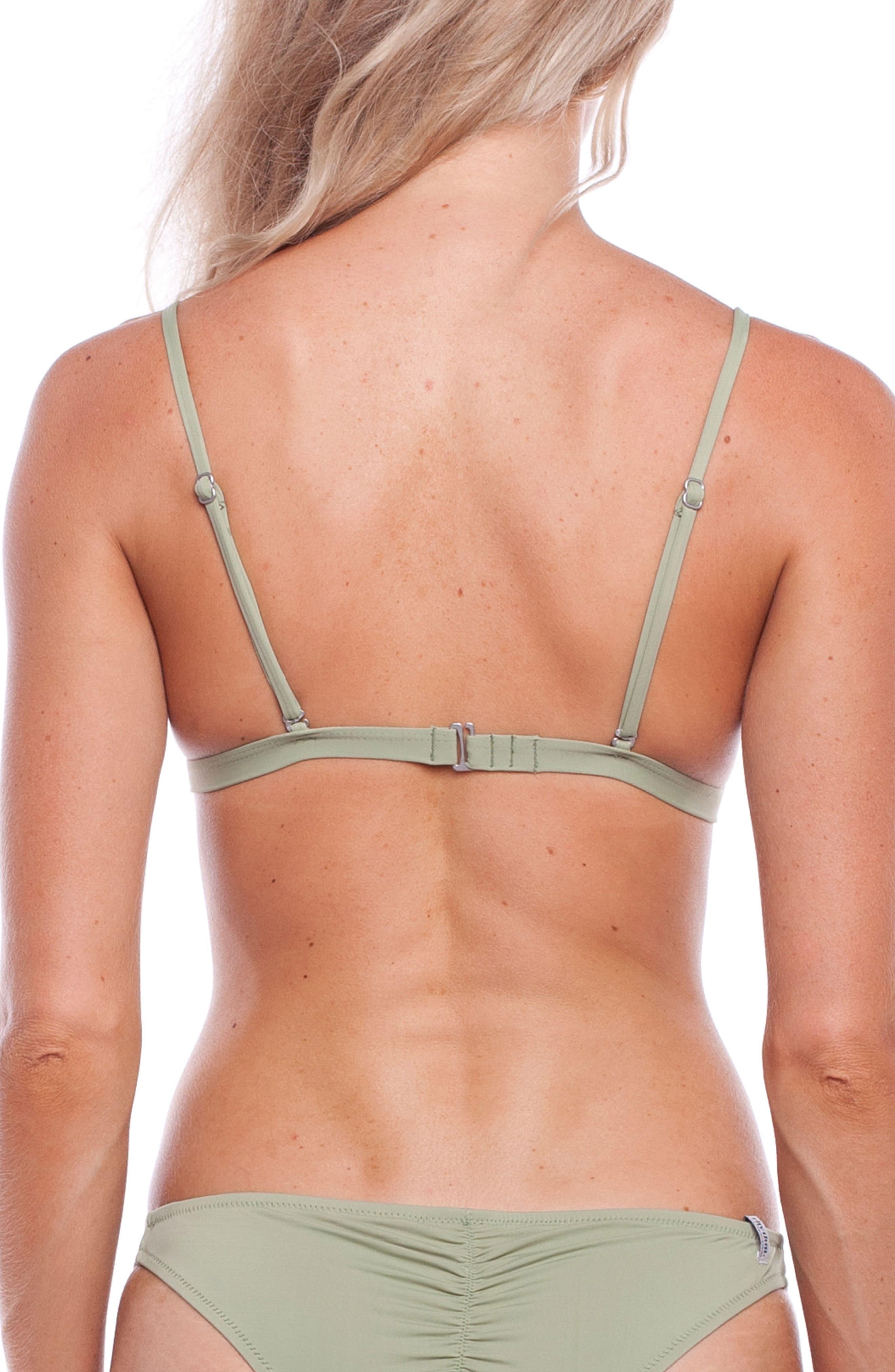 Alternate Image 2  - Rhythm My Bralette Triangle Bikini Top