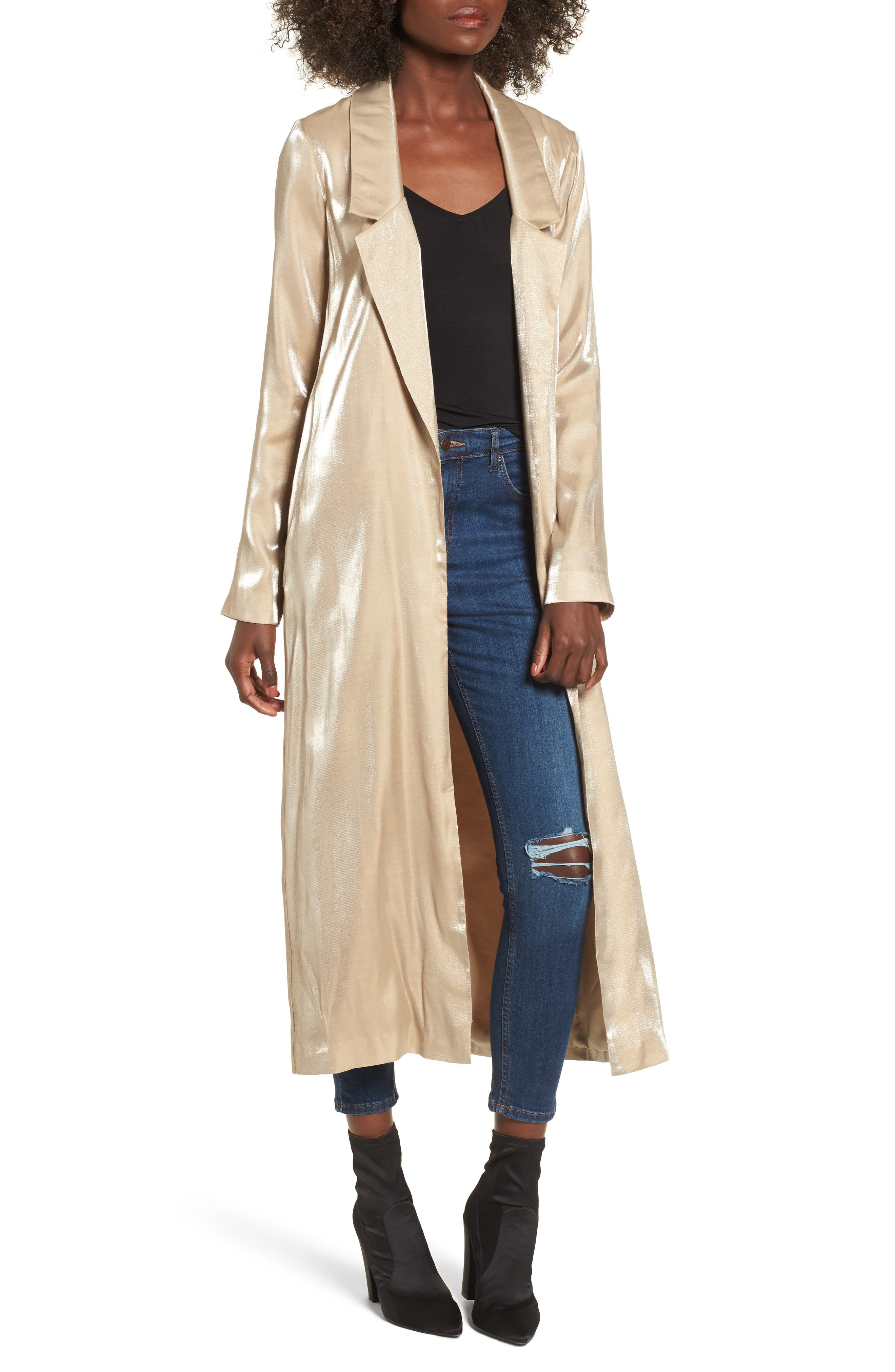 Jackson Duster,                         Main,                         color, Light Gold