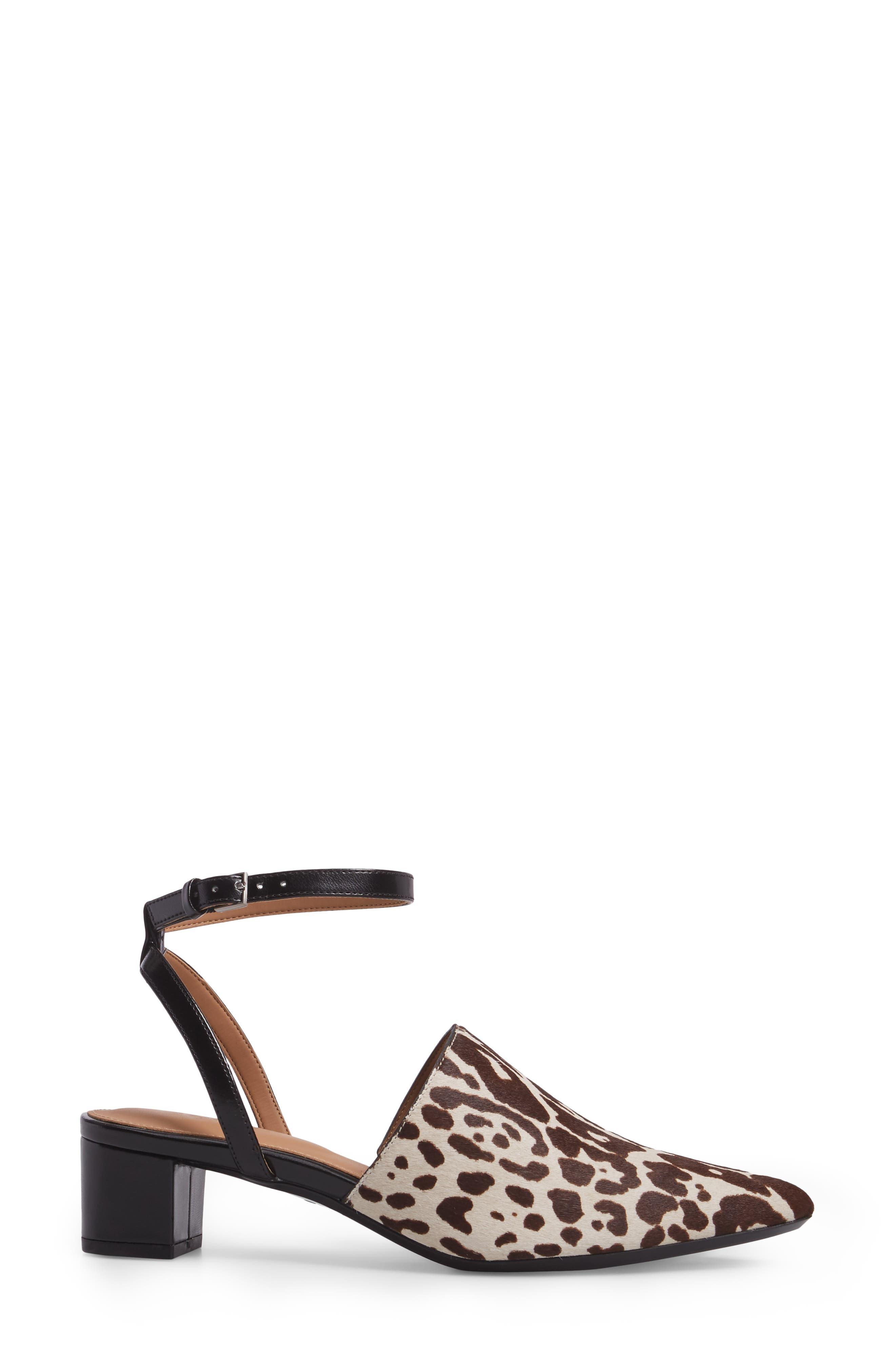 Alternate Image 3  - Calvin Klein Ginetta Ankle Strap Pump (Women)