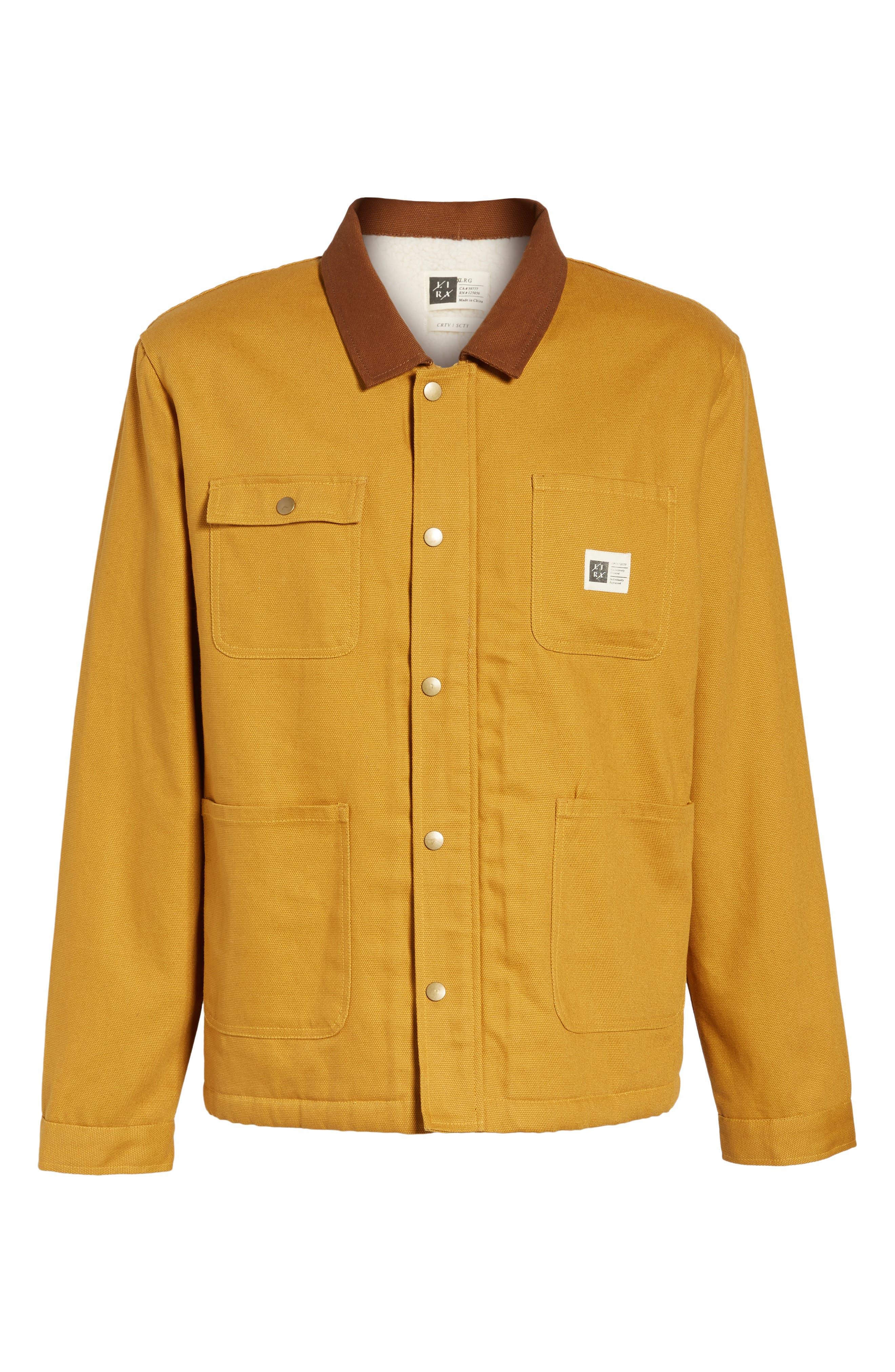 Chandler Jacket,                             Alternate thumbnail 6, color,                             Khaki