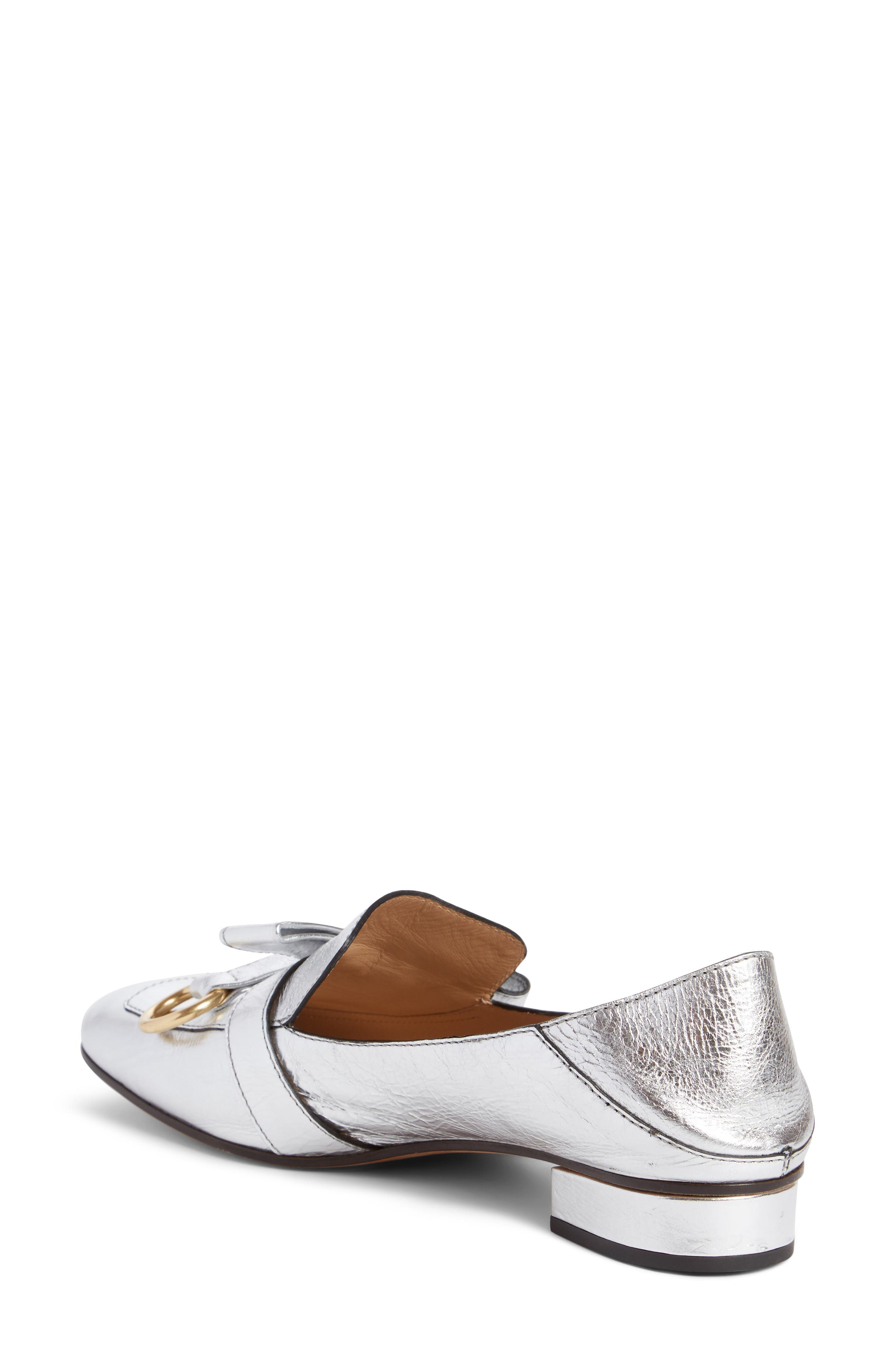 Alternate Image 2  - Chloé Quincey Convertible Loafer