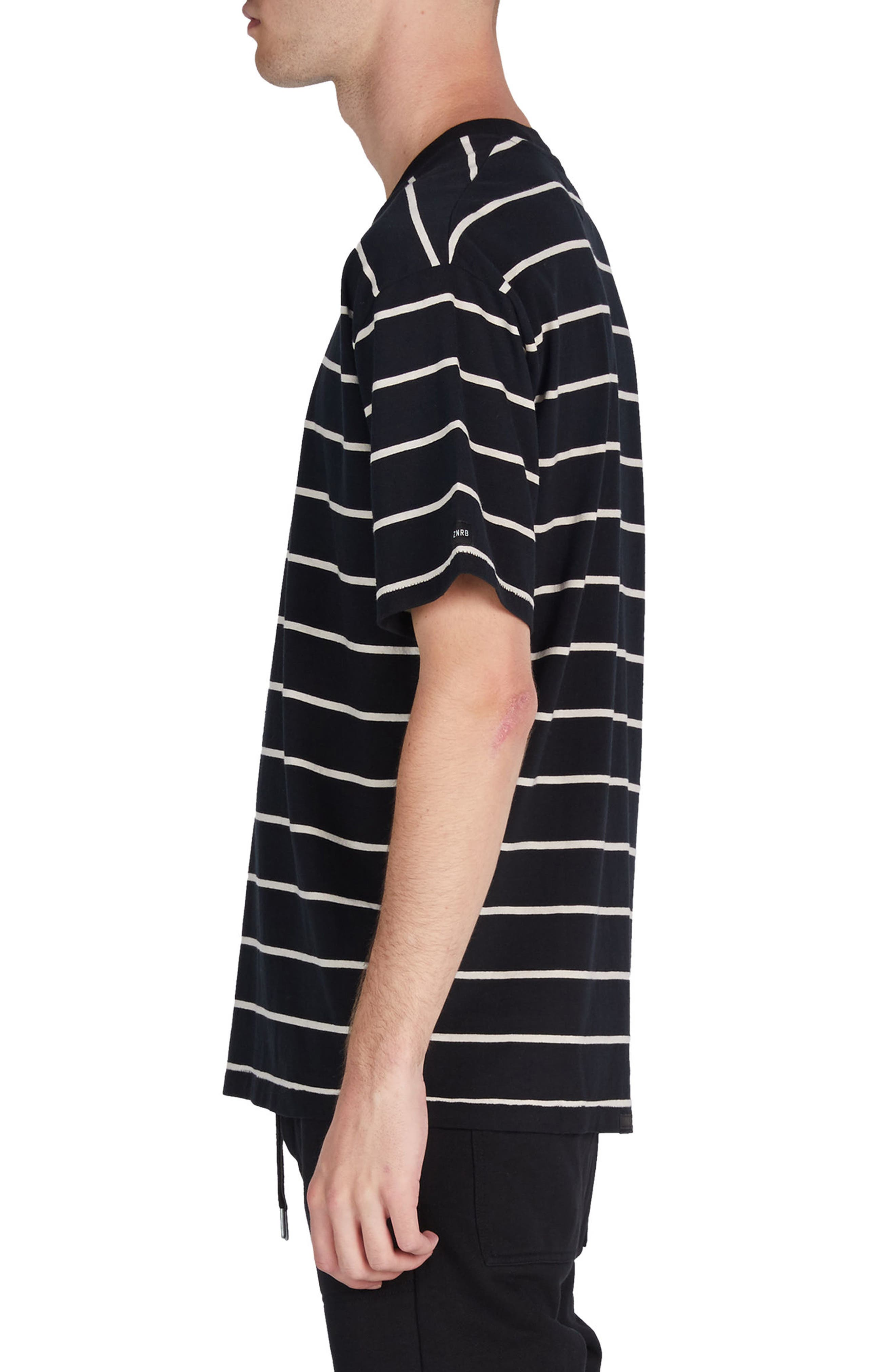 Alternate Image 3  - ZANEROBE Box Stripes T-Shirt