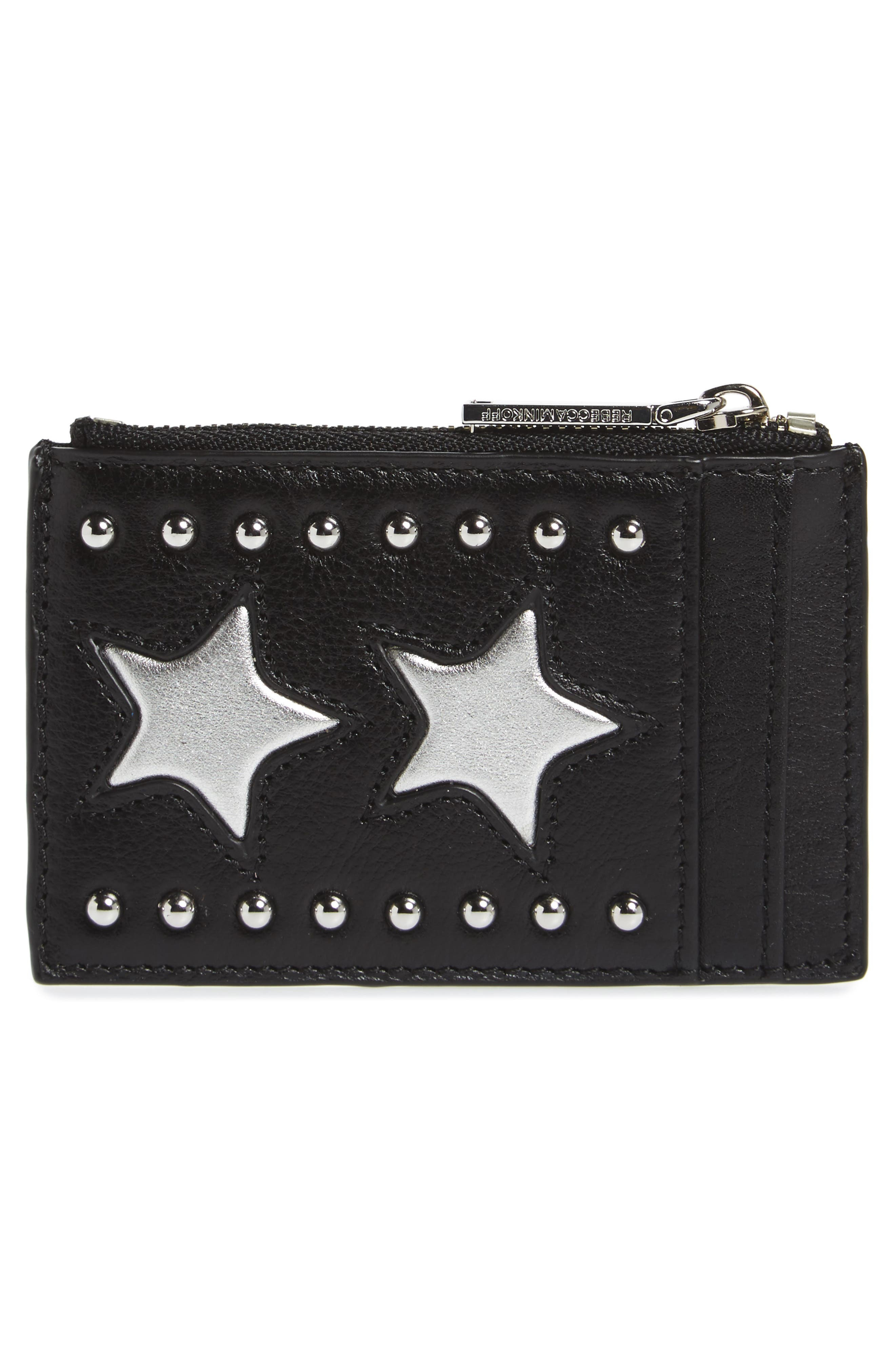 Rebecca Minkoff Leather Card Case