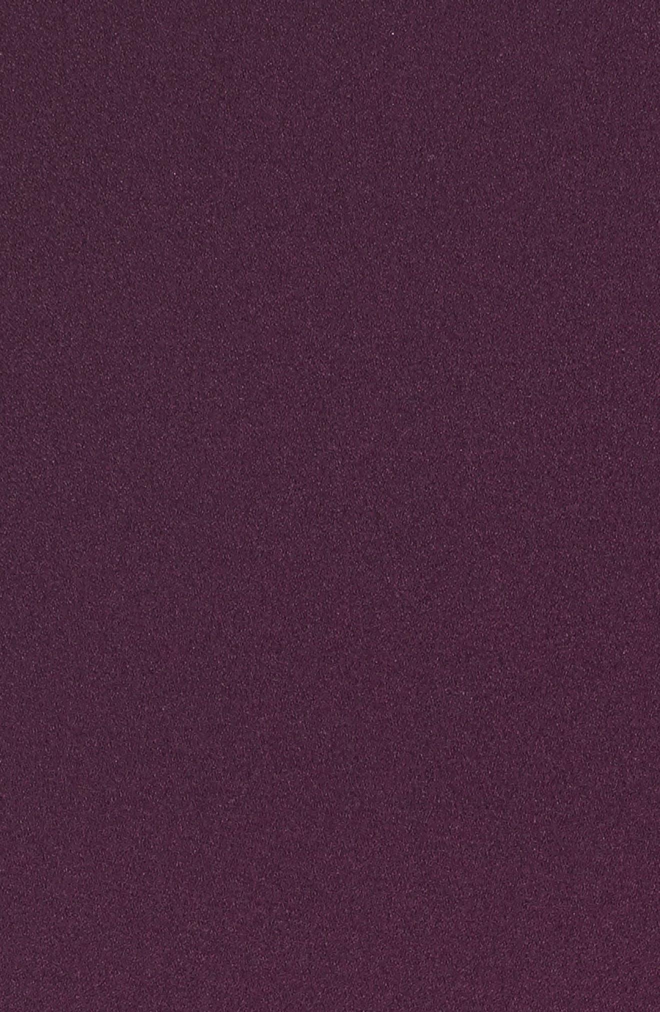 Alternate Image 5  - Eliza J Bell Sleeve Fit & Flare Dress (Plus Size)