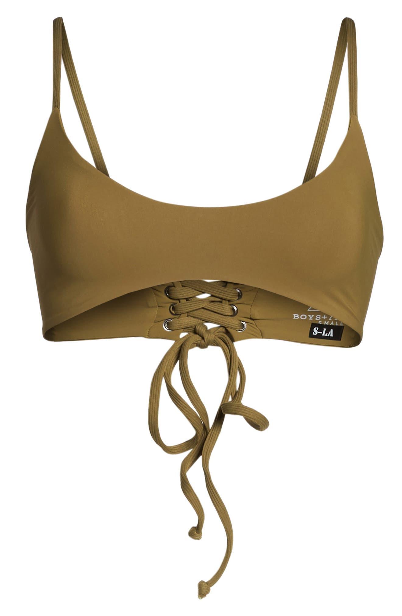 Alternate Image 6  - Boys + Arrows Ms. Jackson Bikini Top
