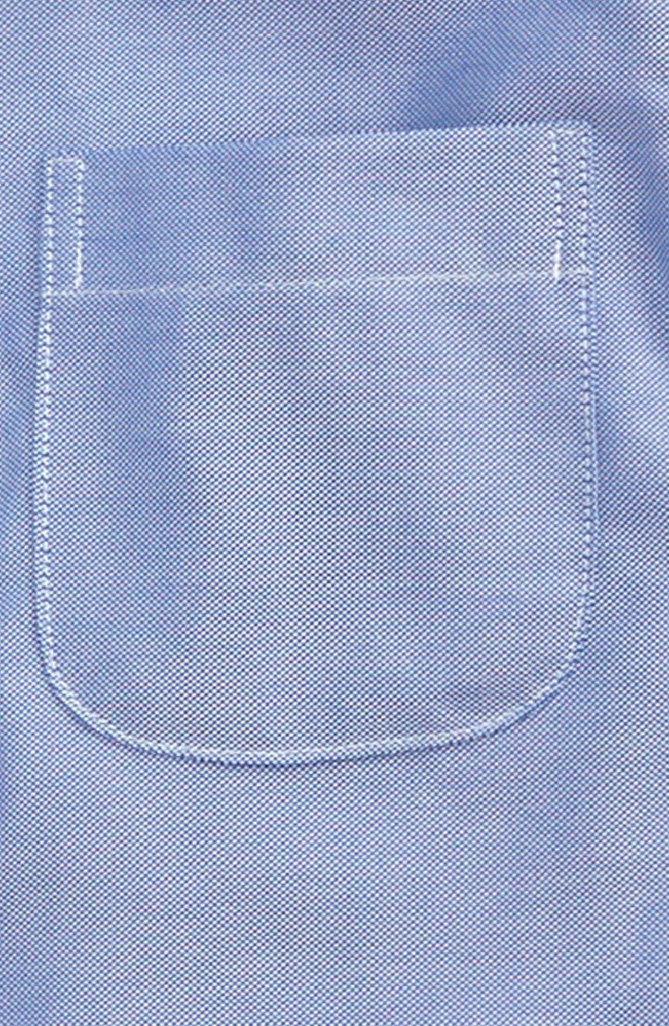 Alternate Image 2  - Nordstrom Check Dress Shirt (Big Boys)