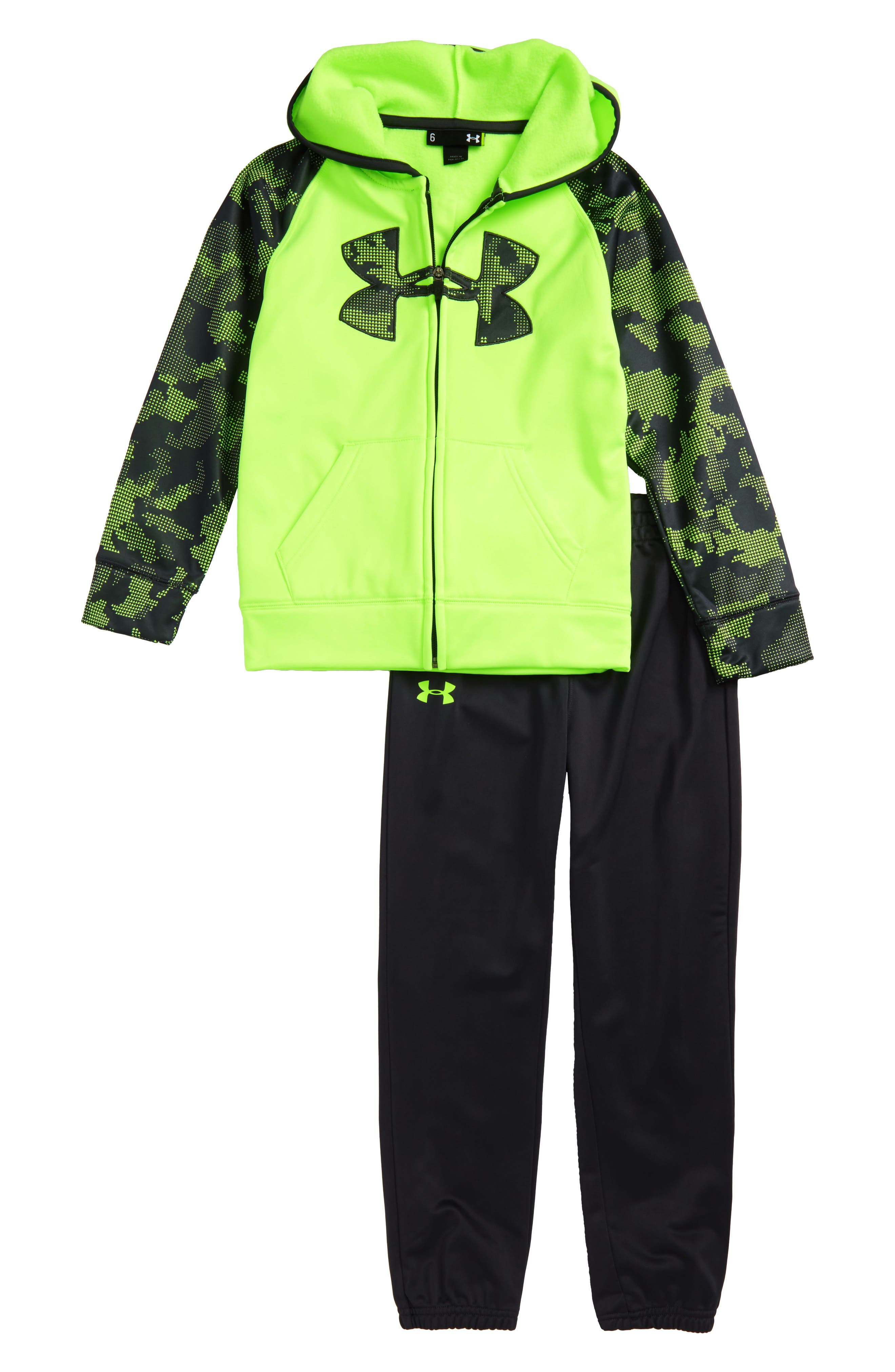 Under Armour Utility Hoodie & Pants Set (Toddler Boys & Little Boys)
