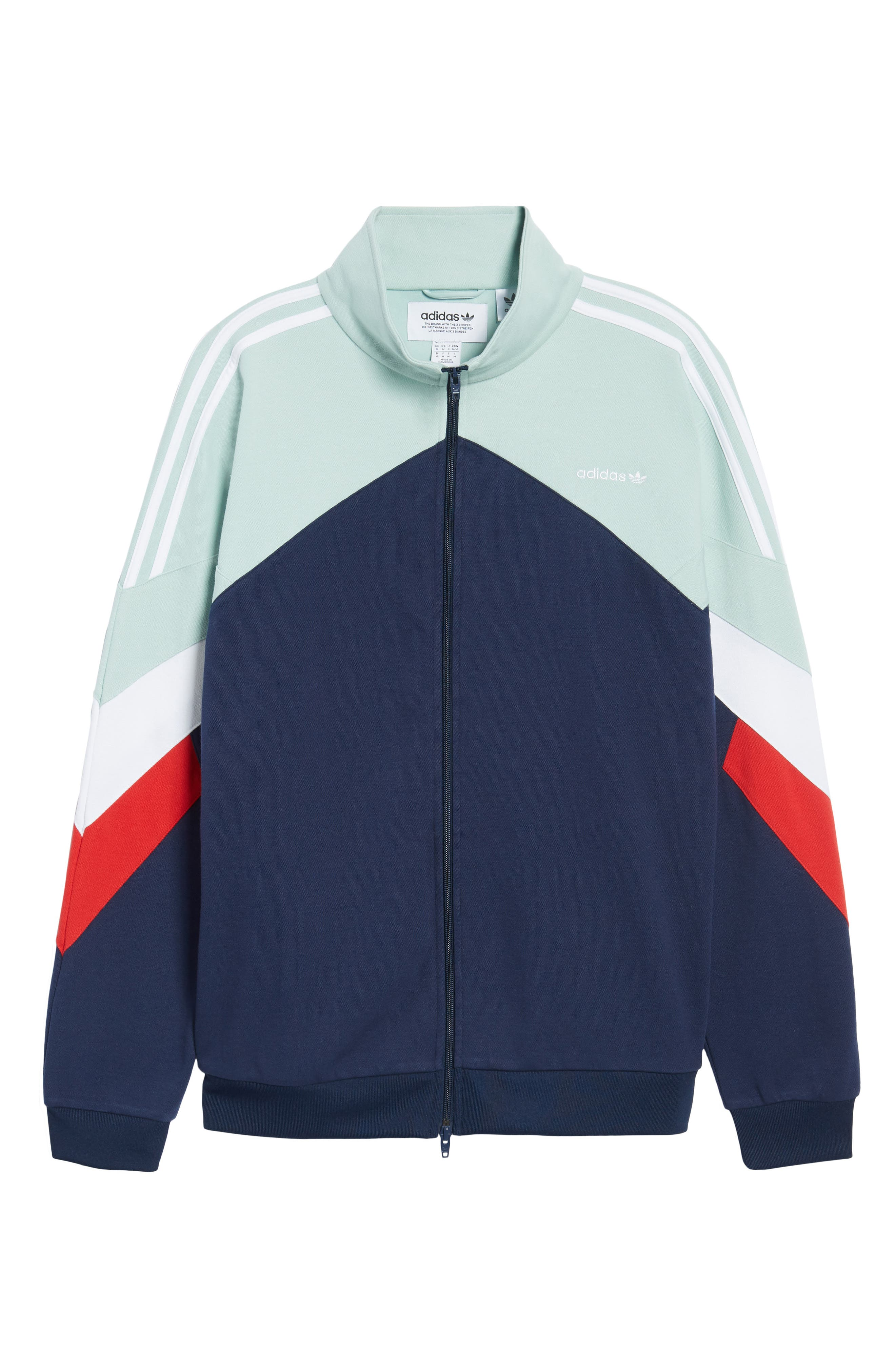 Alternate Image 6  - adidas Originals Palmeston Track Jacket