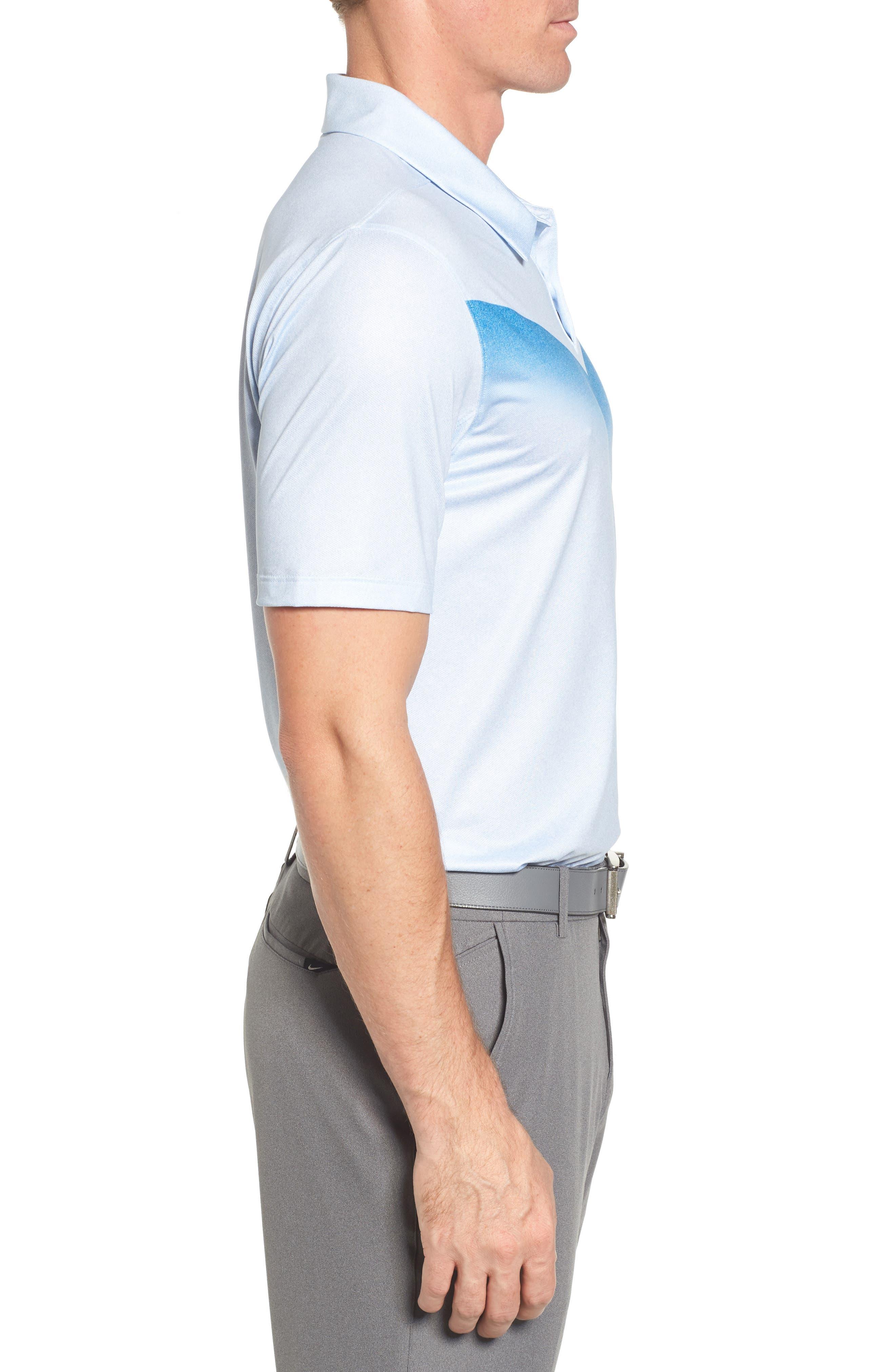 Alternate Image 3  - Nike Dry Golf Polo