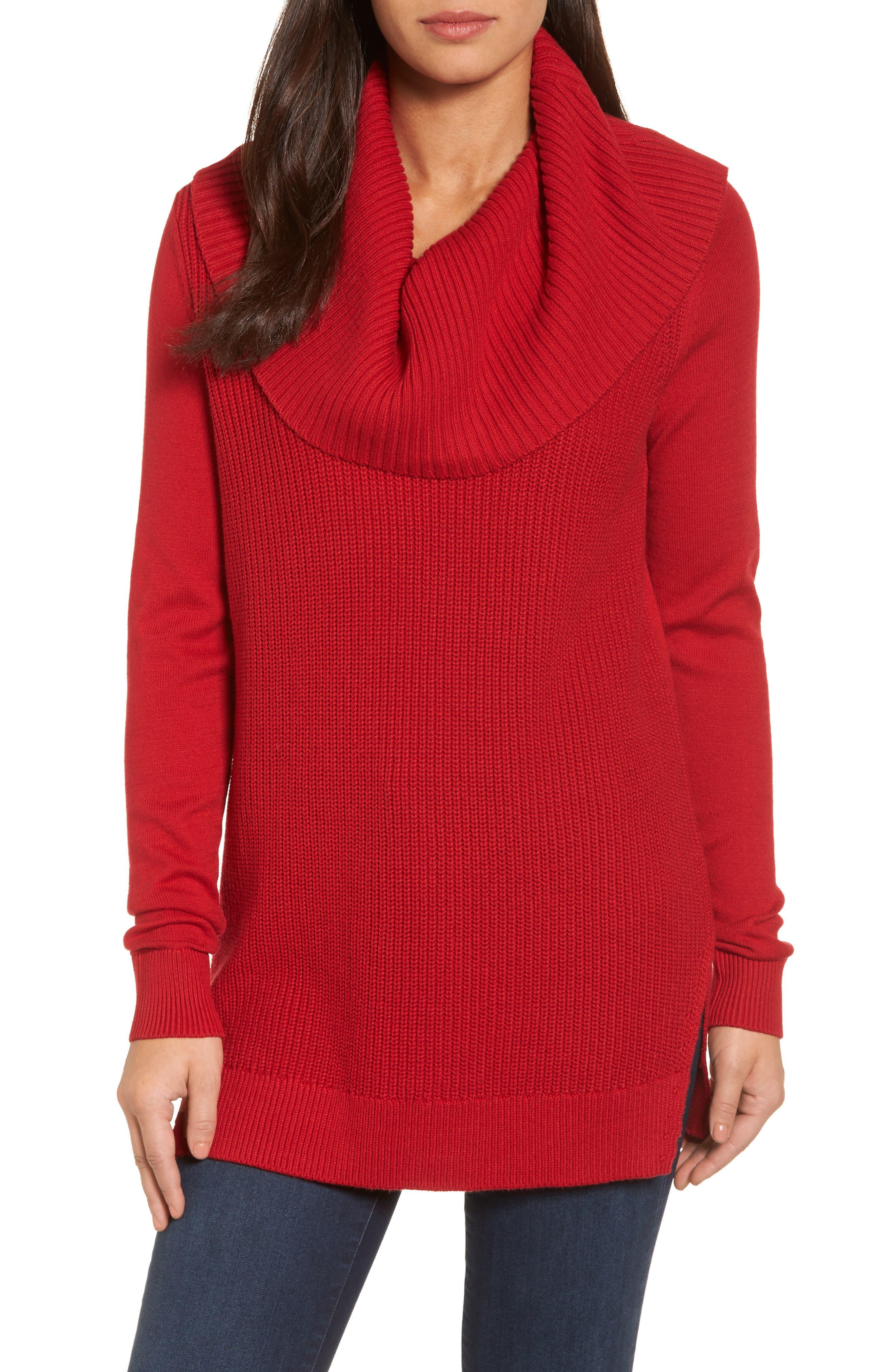 Alternate Image 1 Selected - MICHAEL Michael Kors Cowl Neck Sweater