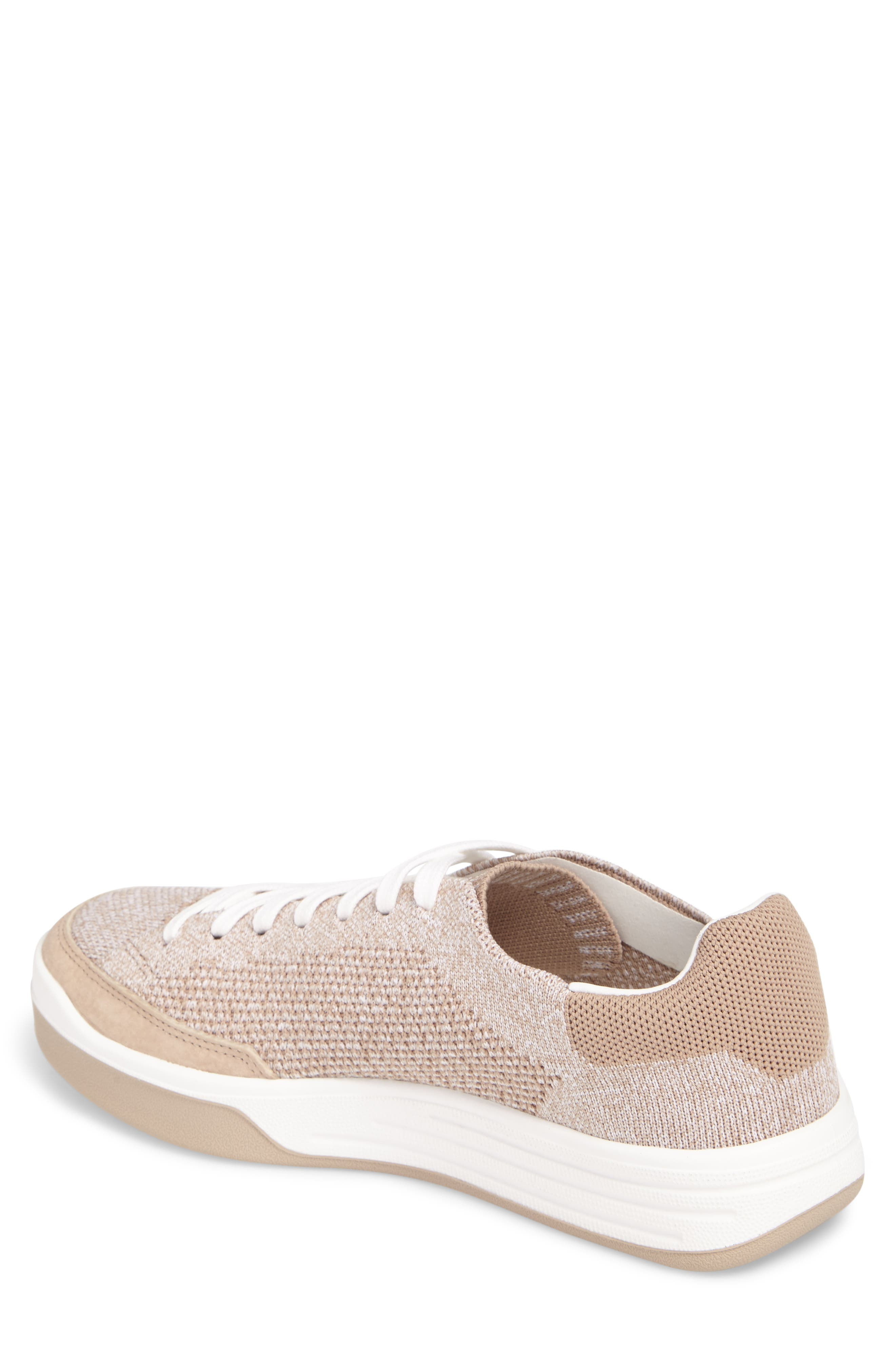Rod Laver Super Primeknit Sneaker,                             Alternate thumbnail 2, color,                             Khaki/ White/ Crystal White
