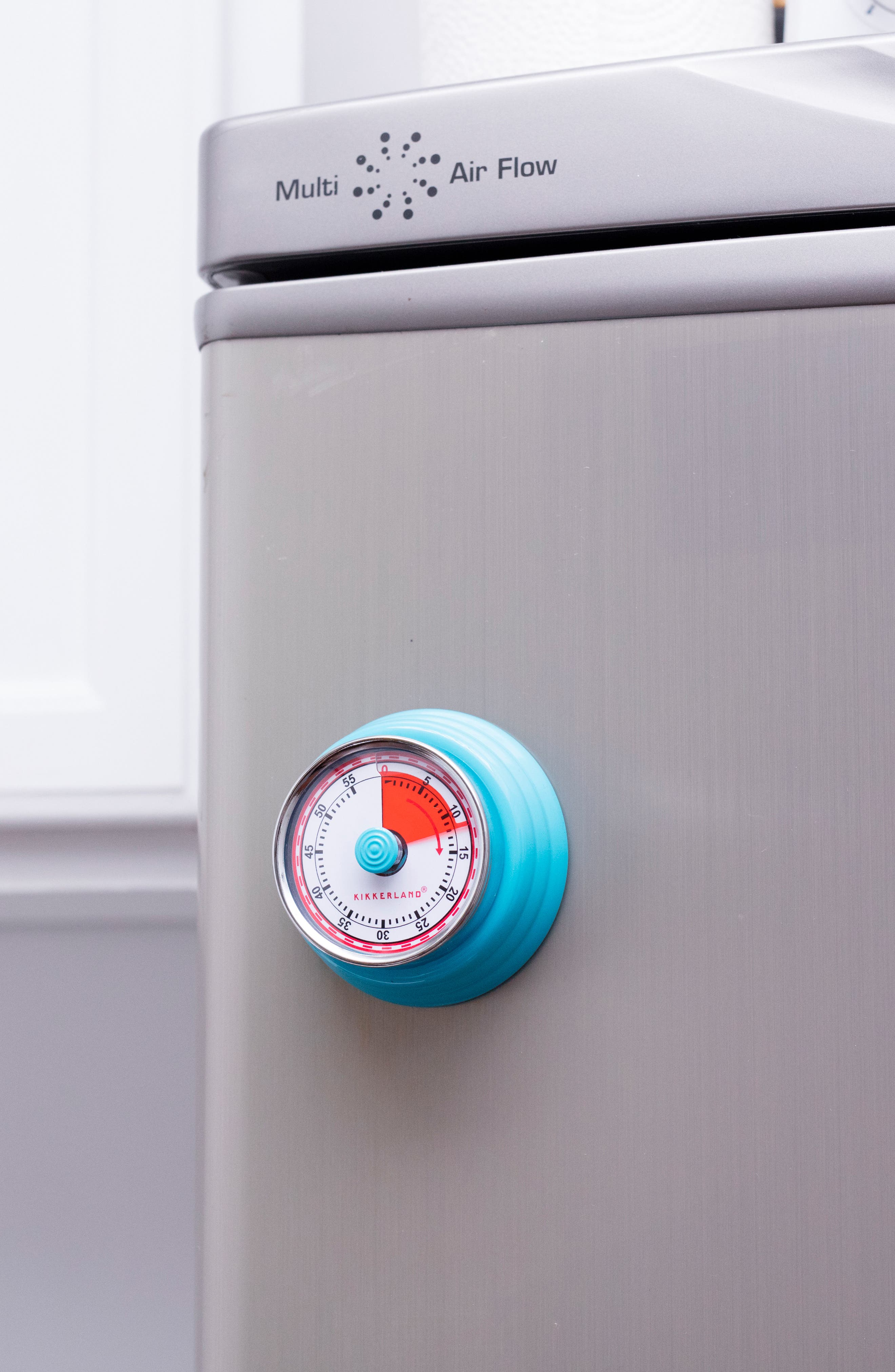 Magnetic Kitchen Timer,                             Alternate thumbnail 2, color,                             Turquoise