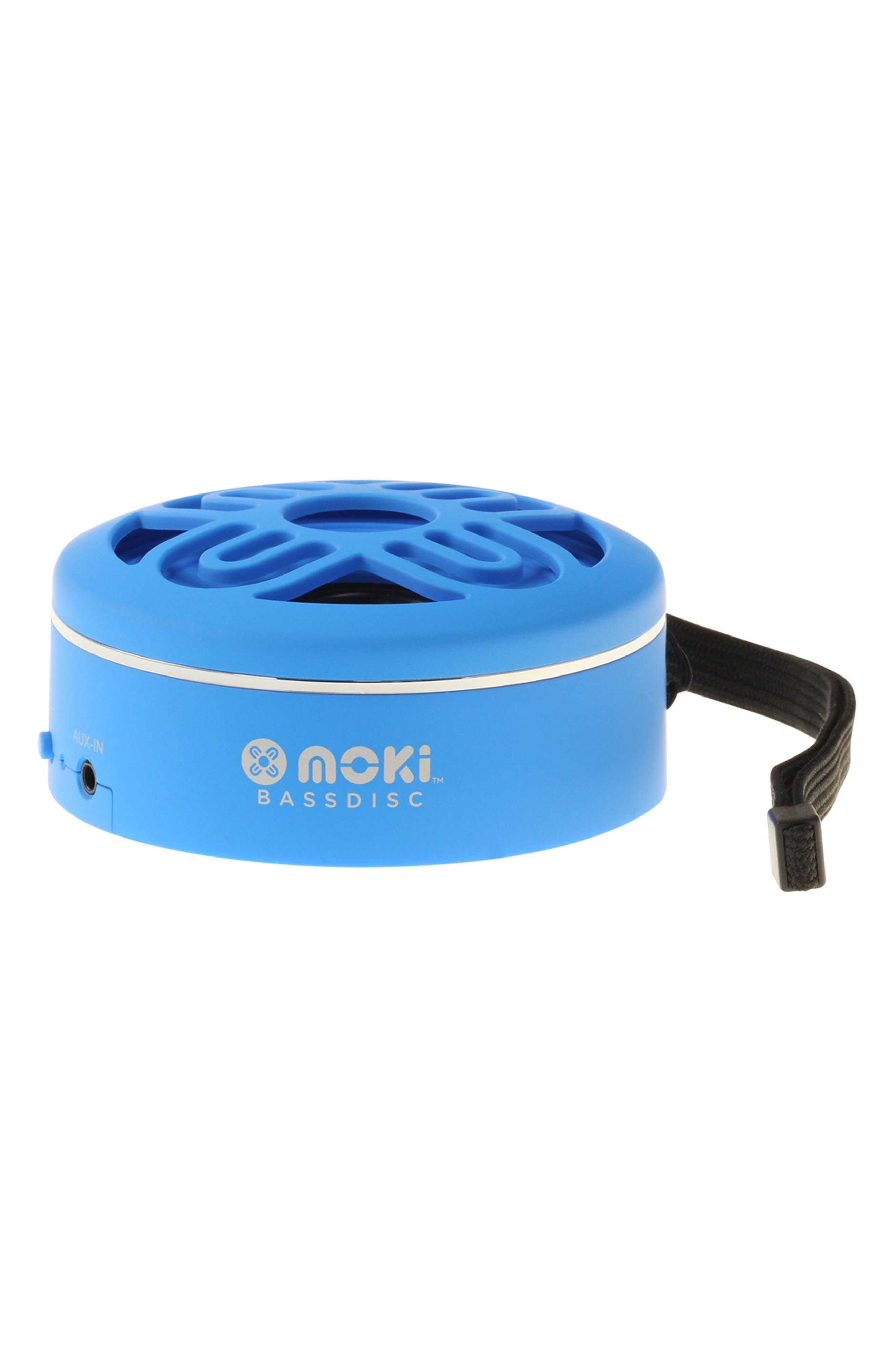 Moki Bassdisc Bluetooth® Speaker