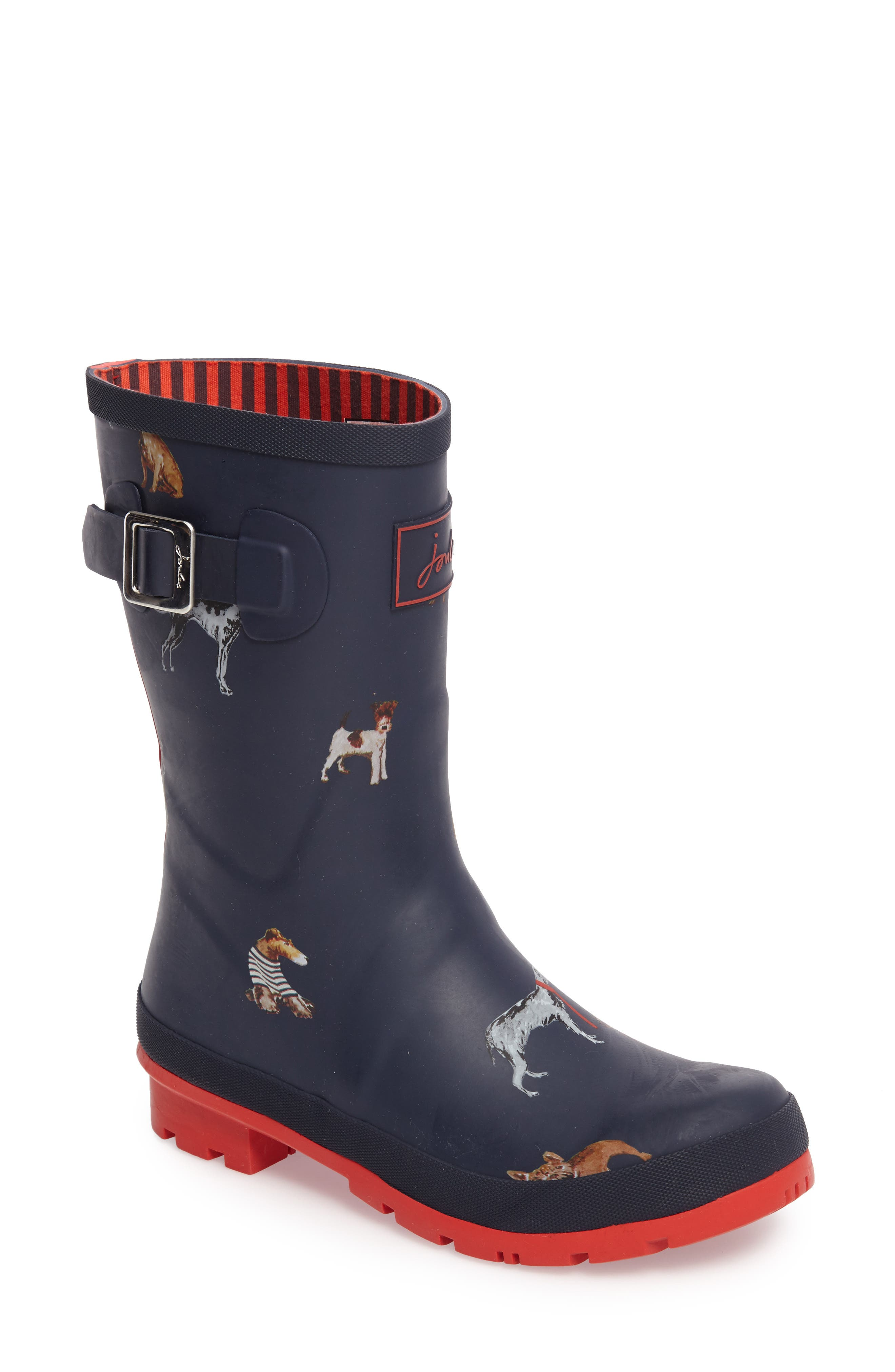 Main Image - Joules 'Molly' Rain Boot (Women)