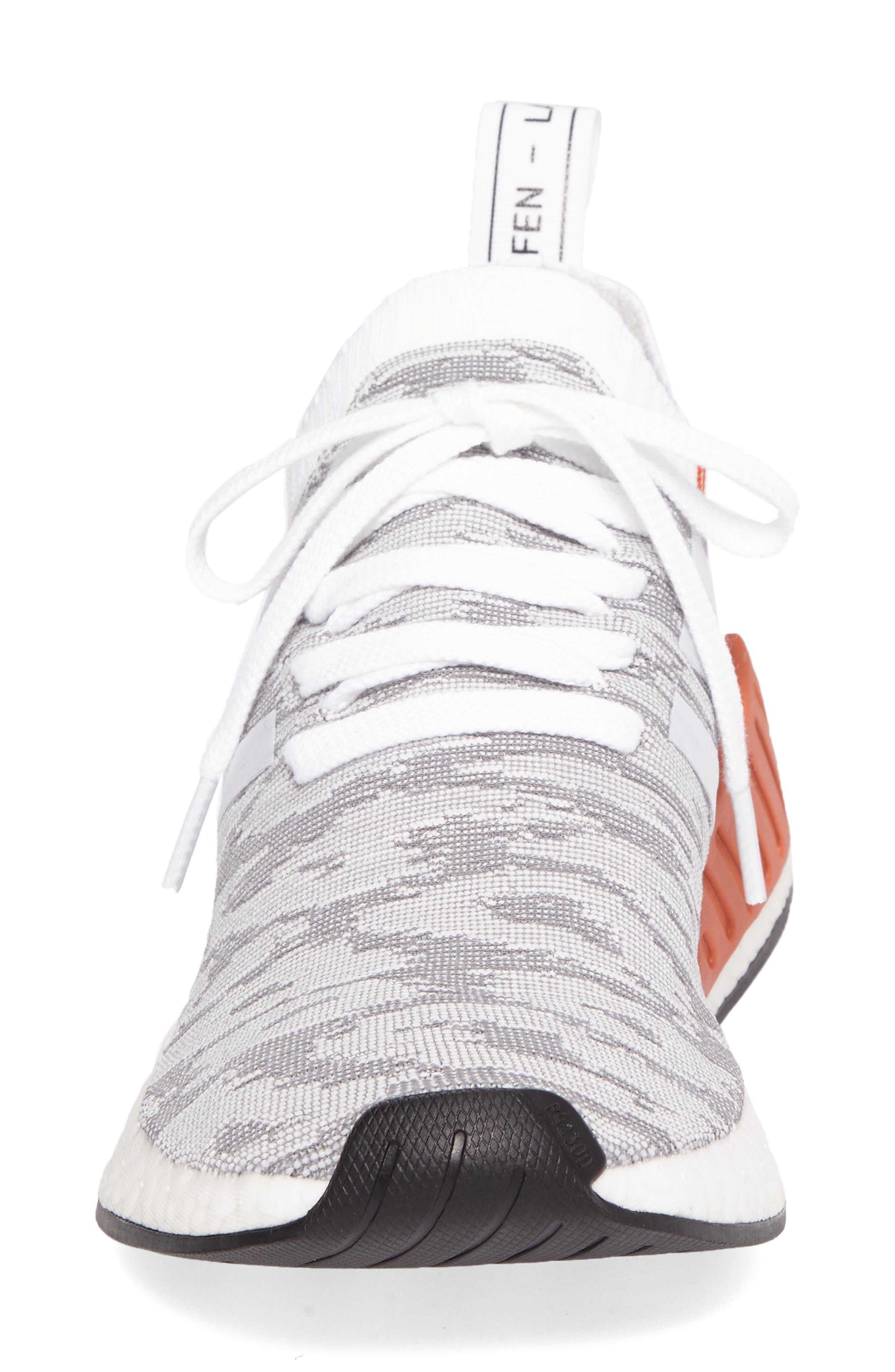 Alternate Image 4  - adidas NMD R2 Primeknit Running Shoe (Men)