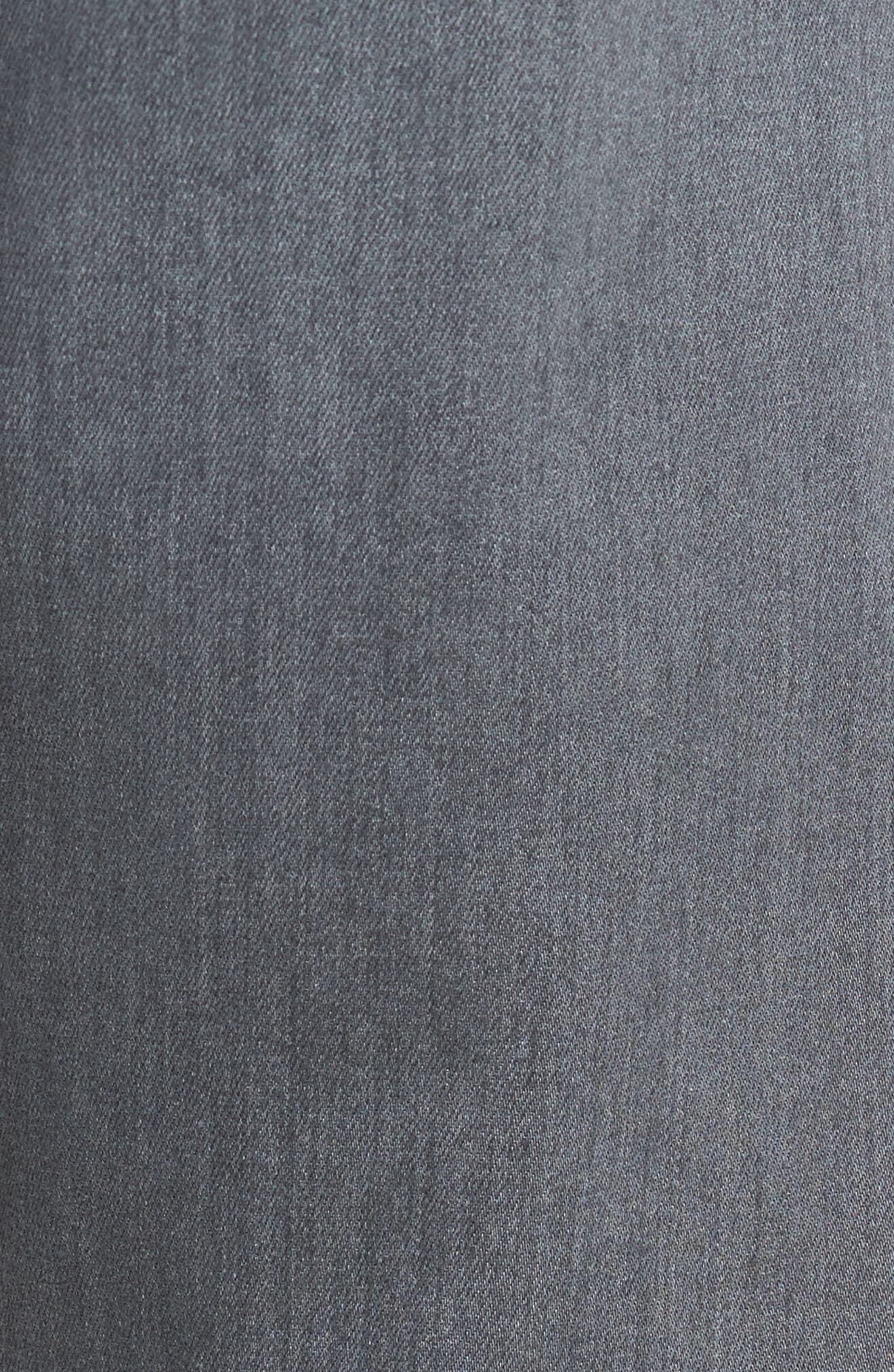 Alternate Image 5  - Citizens of Humanity PERFORM - Gage Slim Straight Fit Jeans (Gull Grey)