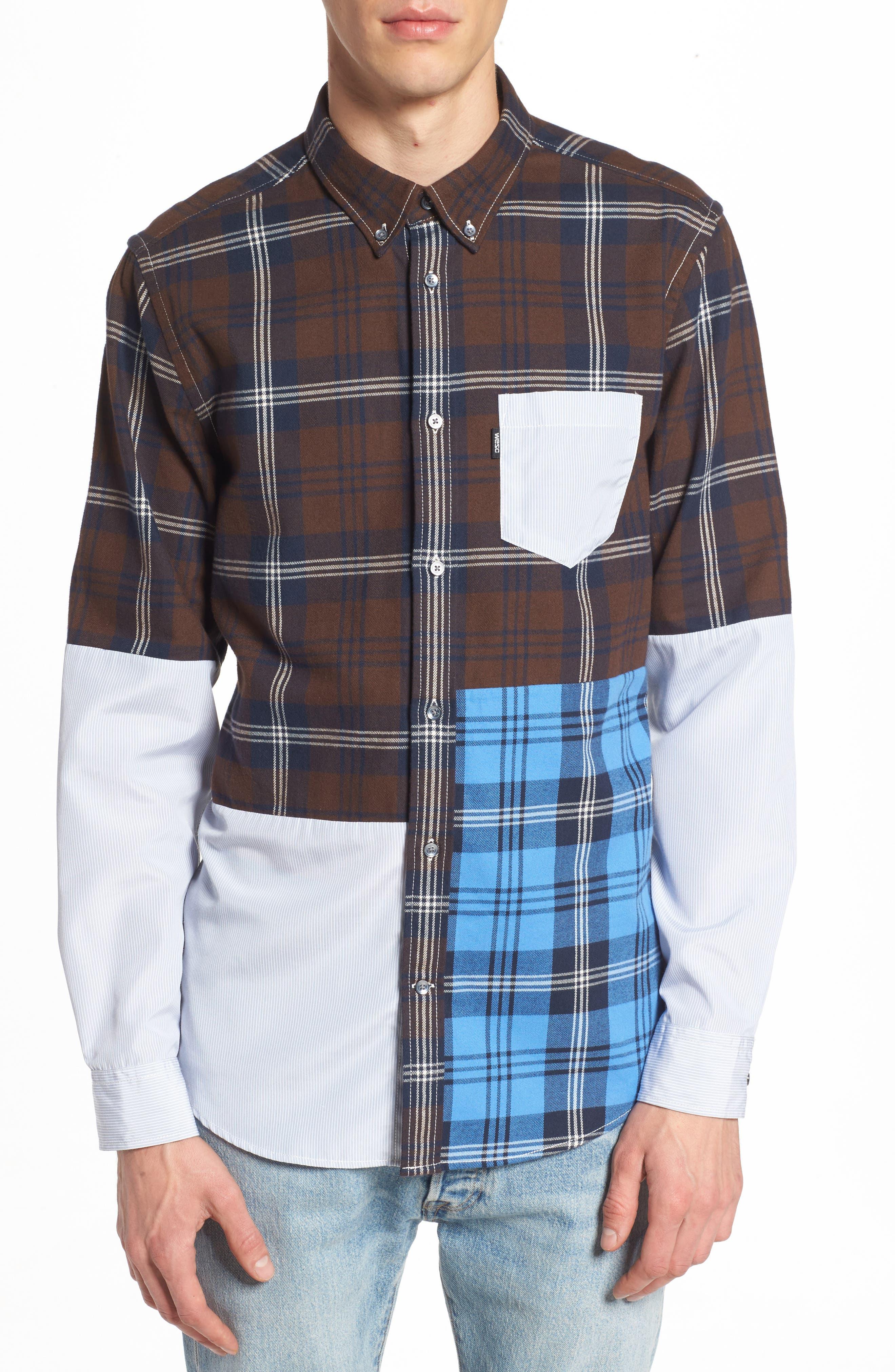 WeSC Voss Long Sleeve Shirt