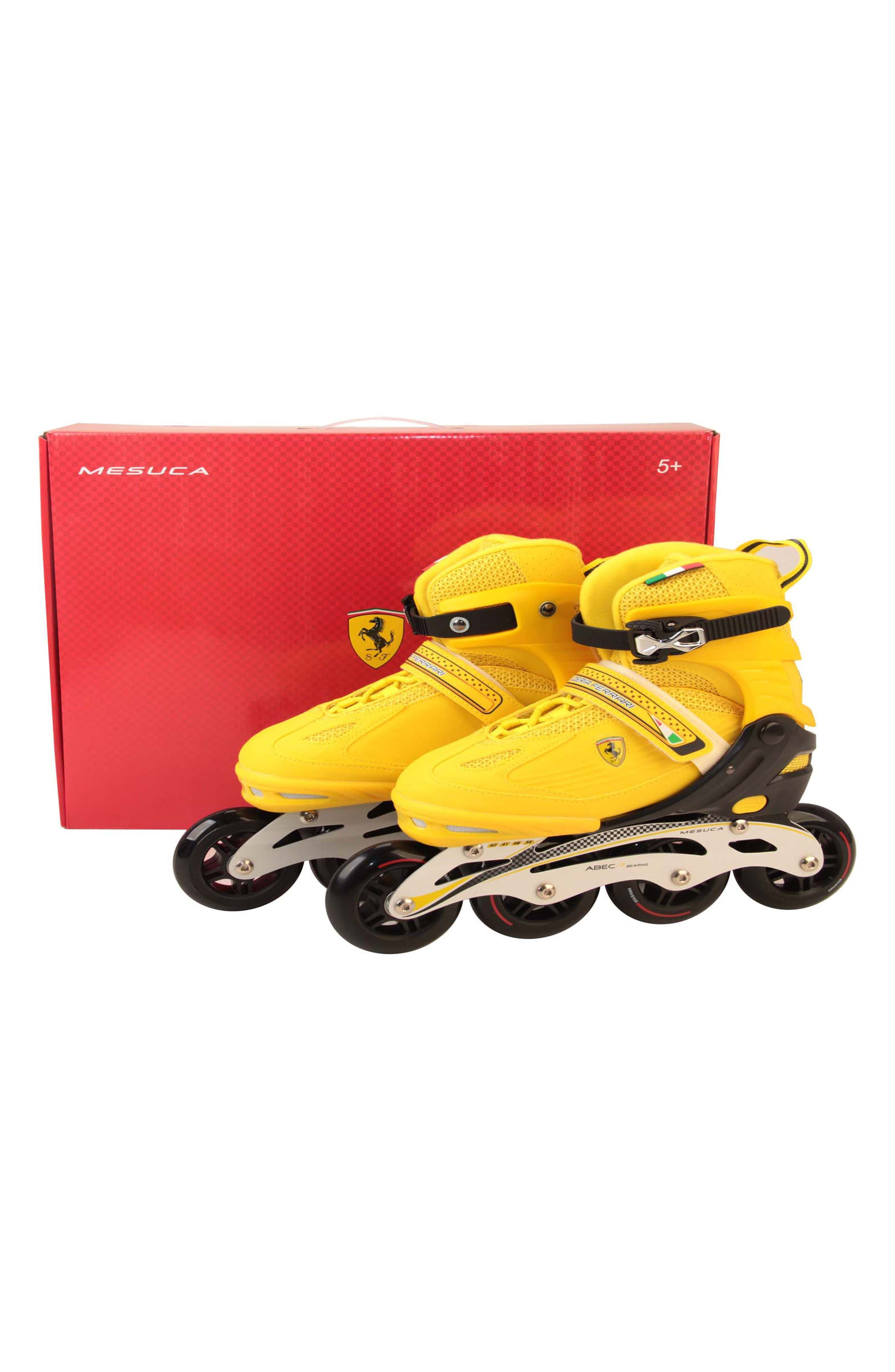 Inline Skates,                         Main,                         color, Yellow