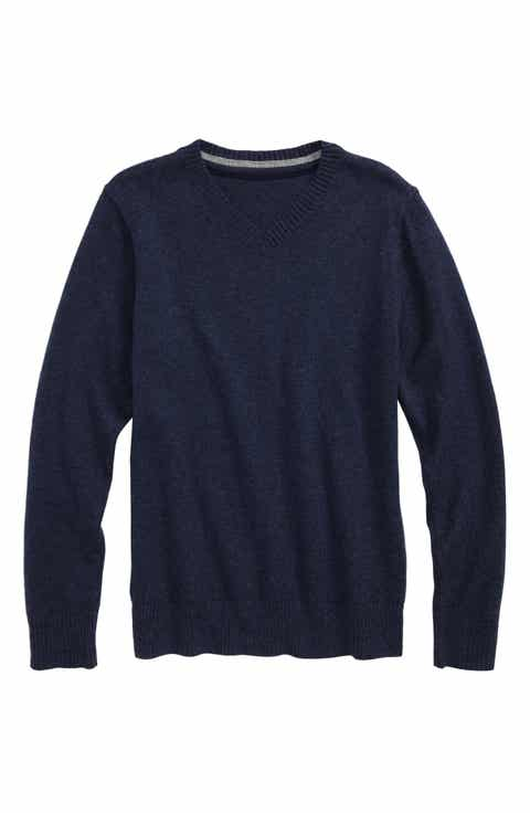 Boys' Blue Sweaters: Cardigans, Cashmere & Knit | Nordstrom