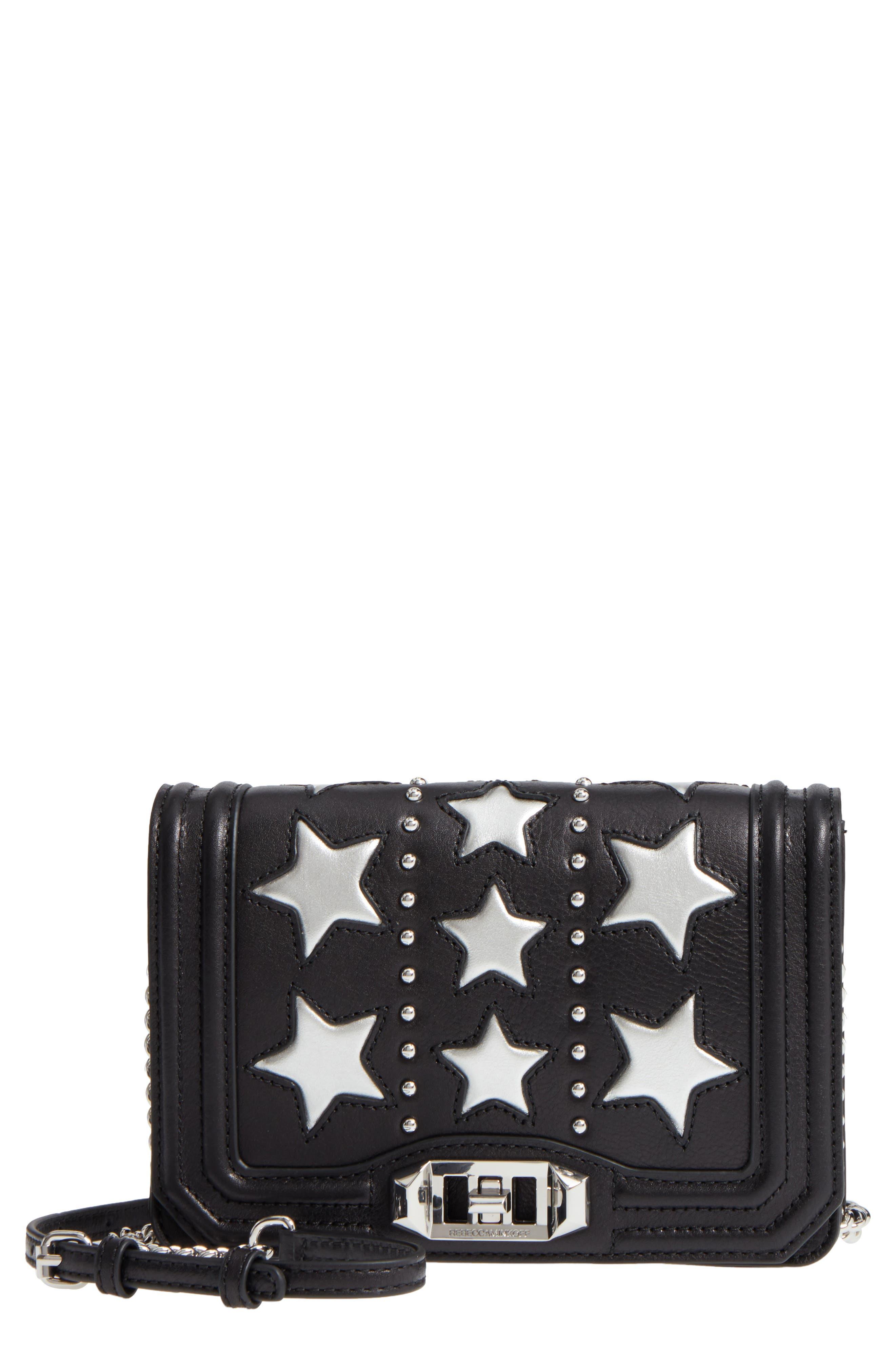 Rebecca Minkoff Small Star Love Crossbody Bag
