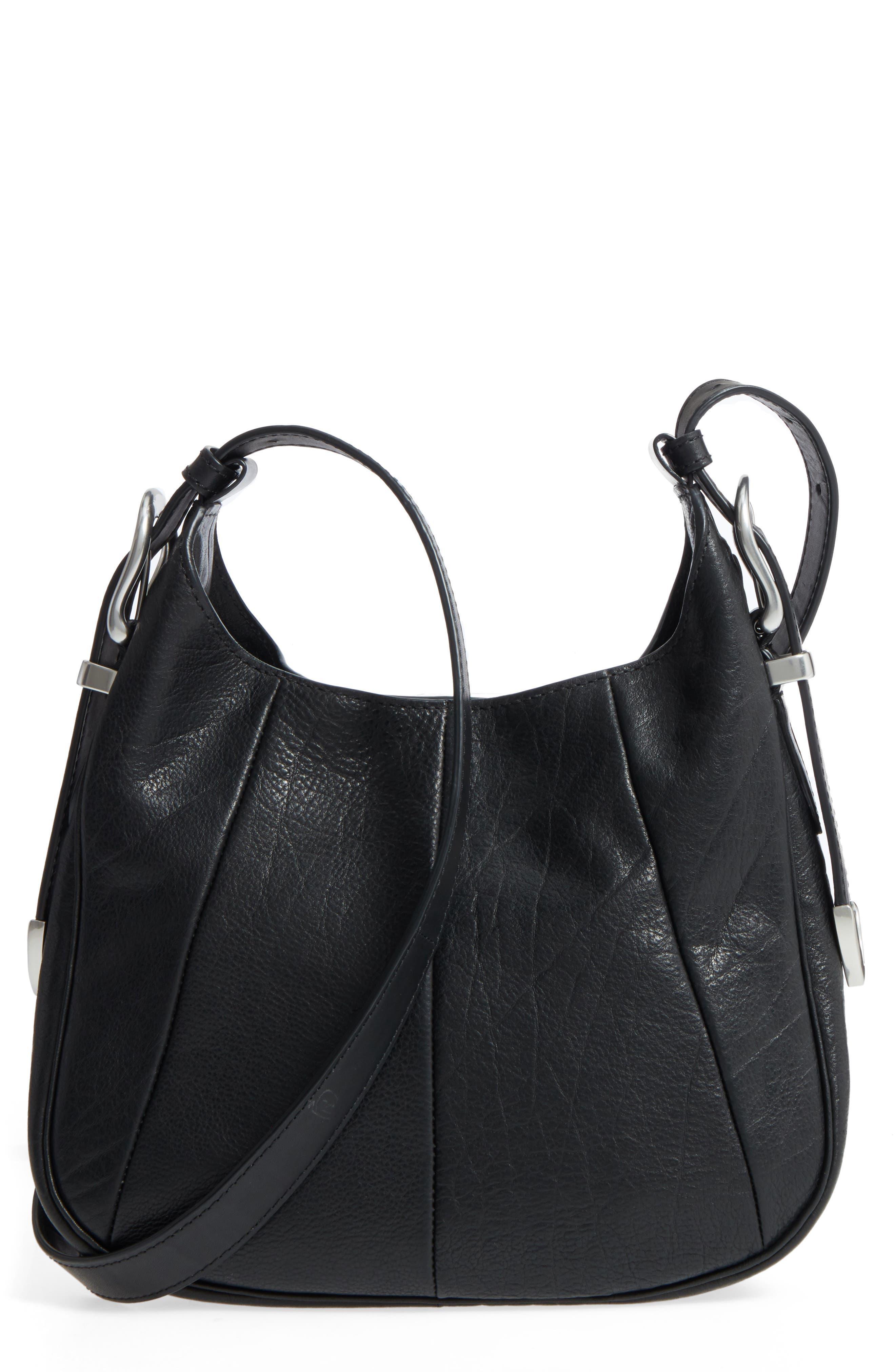 Frye Jacqui Leather Crossbody Bag