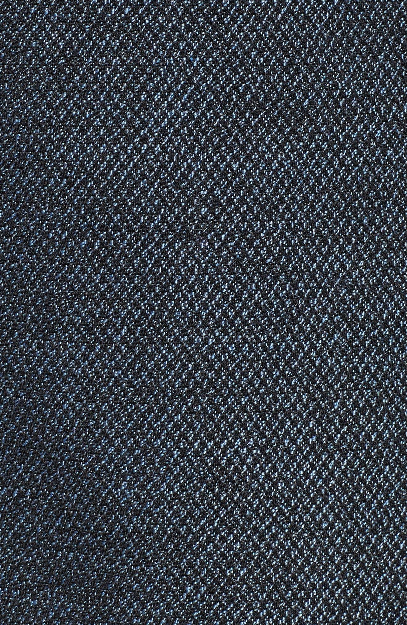 Port Slim Fit Jacket,                             Alternate thumbnail 5, color,                             Blue