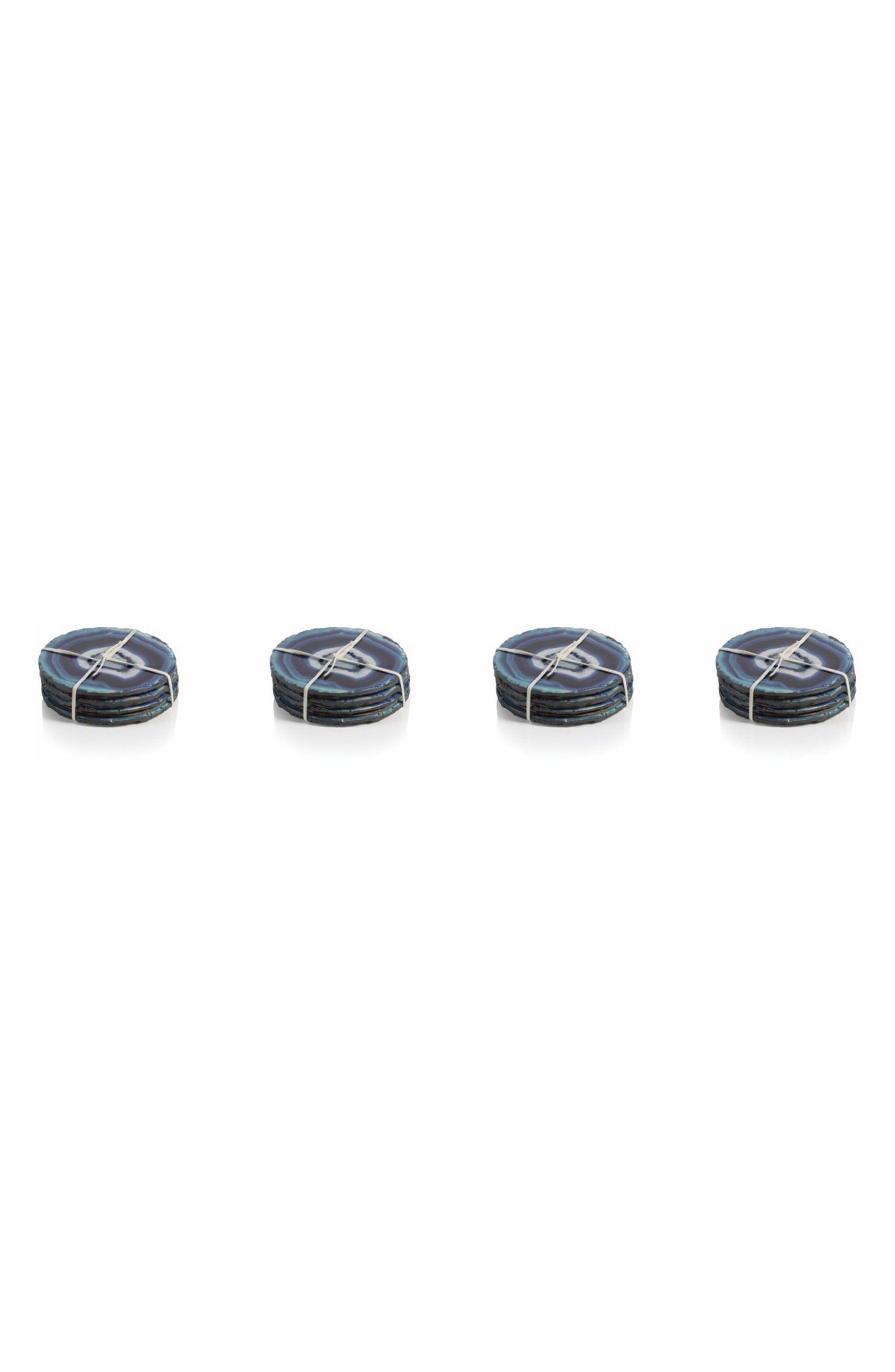 Alternate Image 1 Selected - Zodax Aesir Set of 16 Coasters