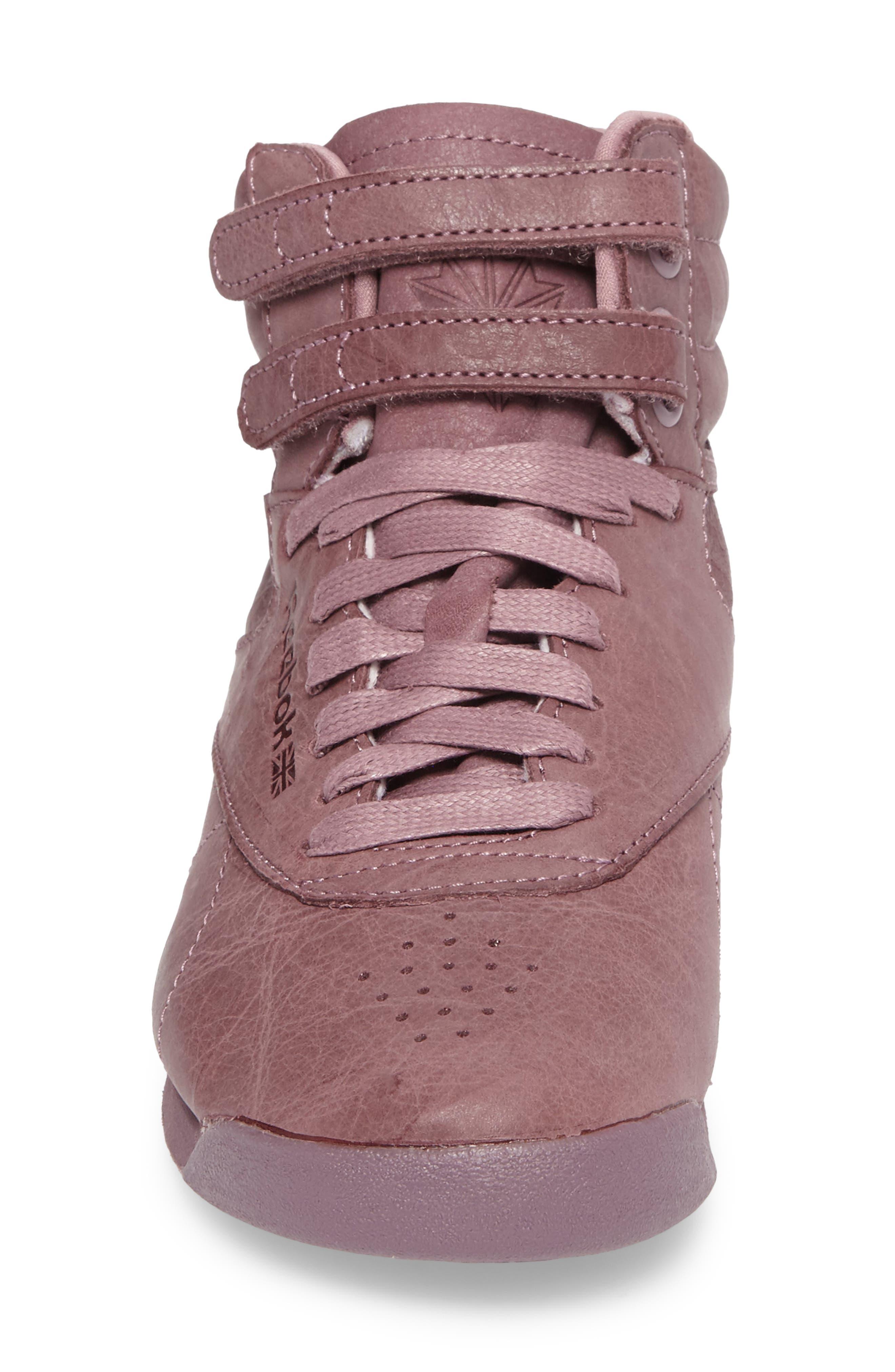Alternate Image 4  - Reebok Freestyle Hi Sneaker (Women)