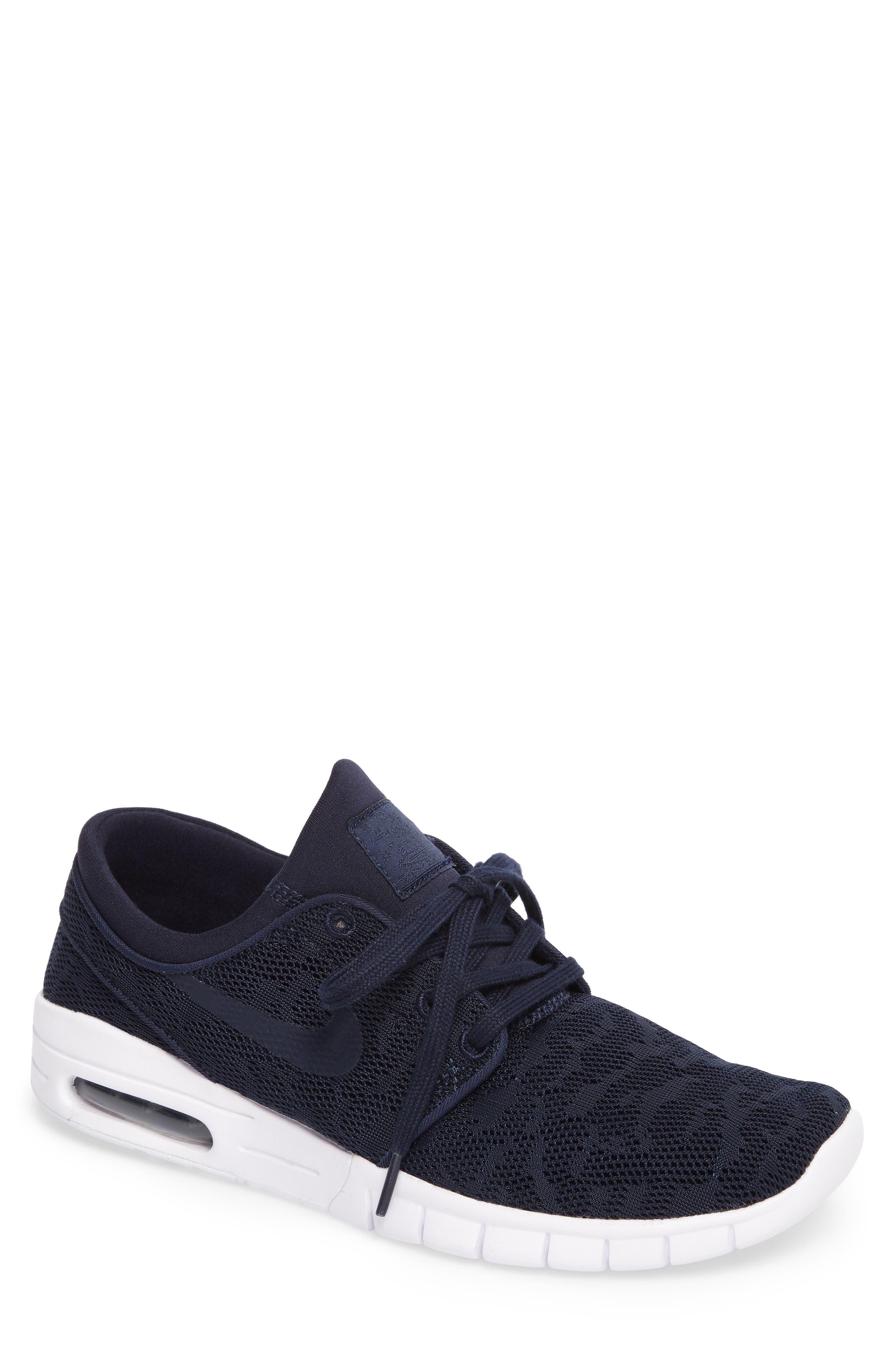 Main Image - Nike 'Stefan Janoski - Max SB' Skate Shoe (Men)