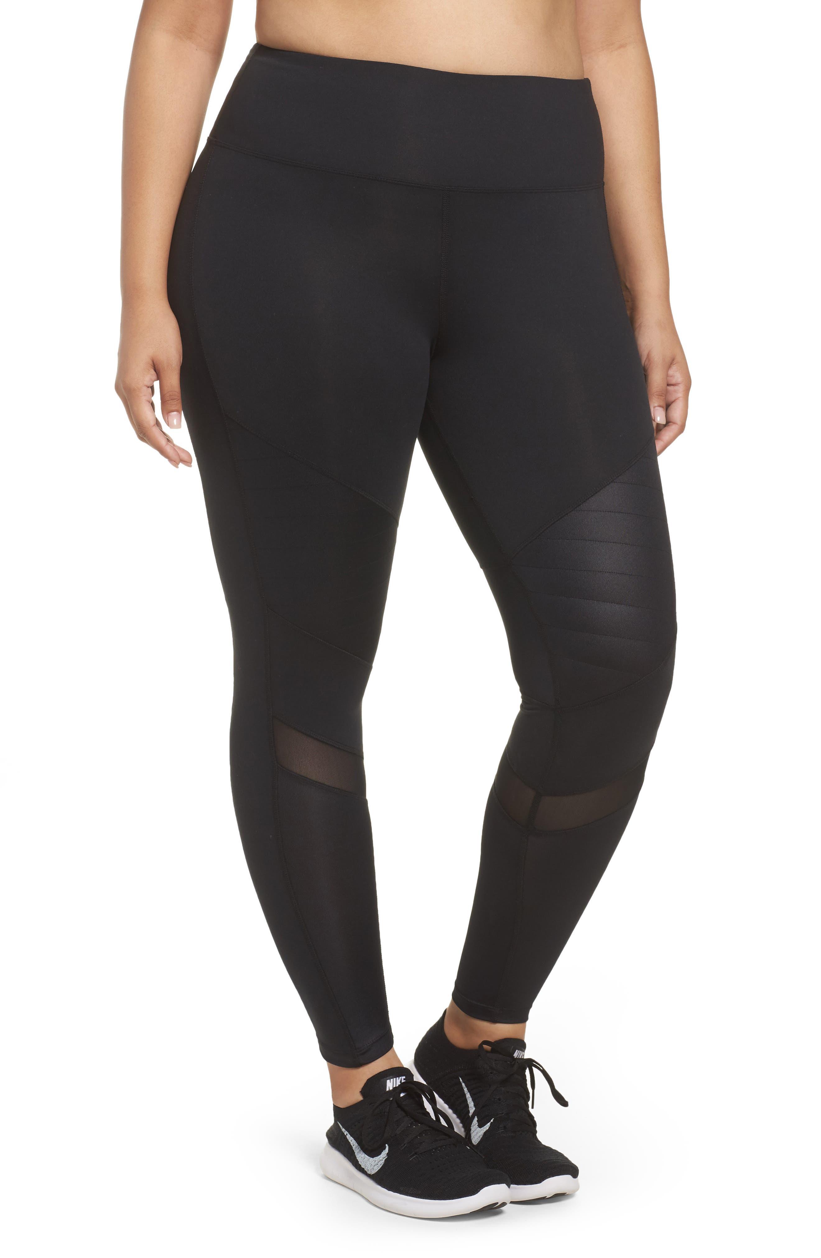 Boost Moto Leggings,                         Main,                         color, Black