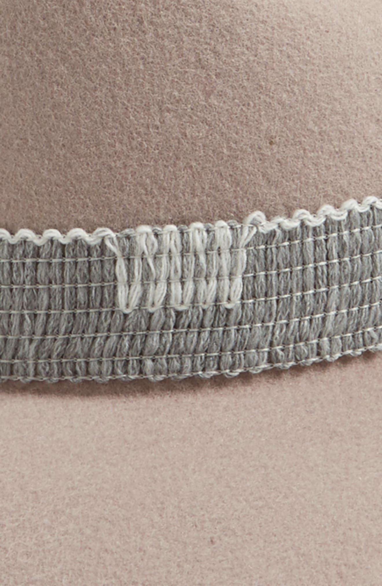 Alternate Image 2  - Helene Berman Pompom Wool Fedora