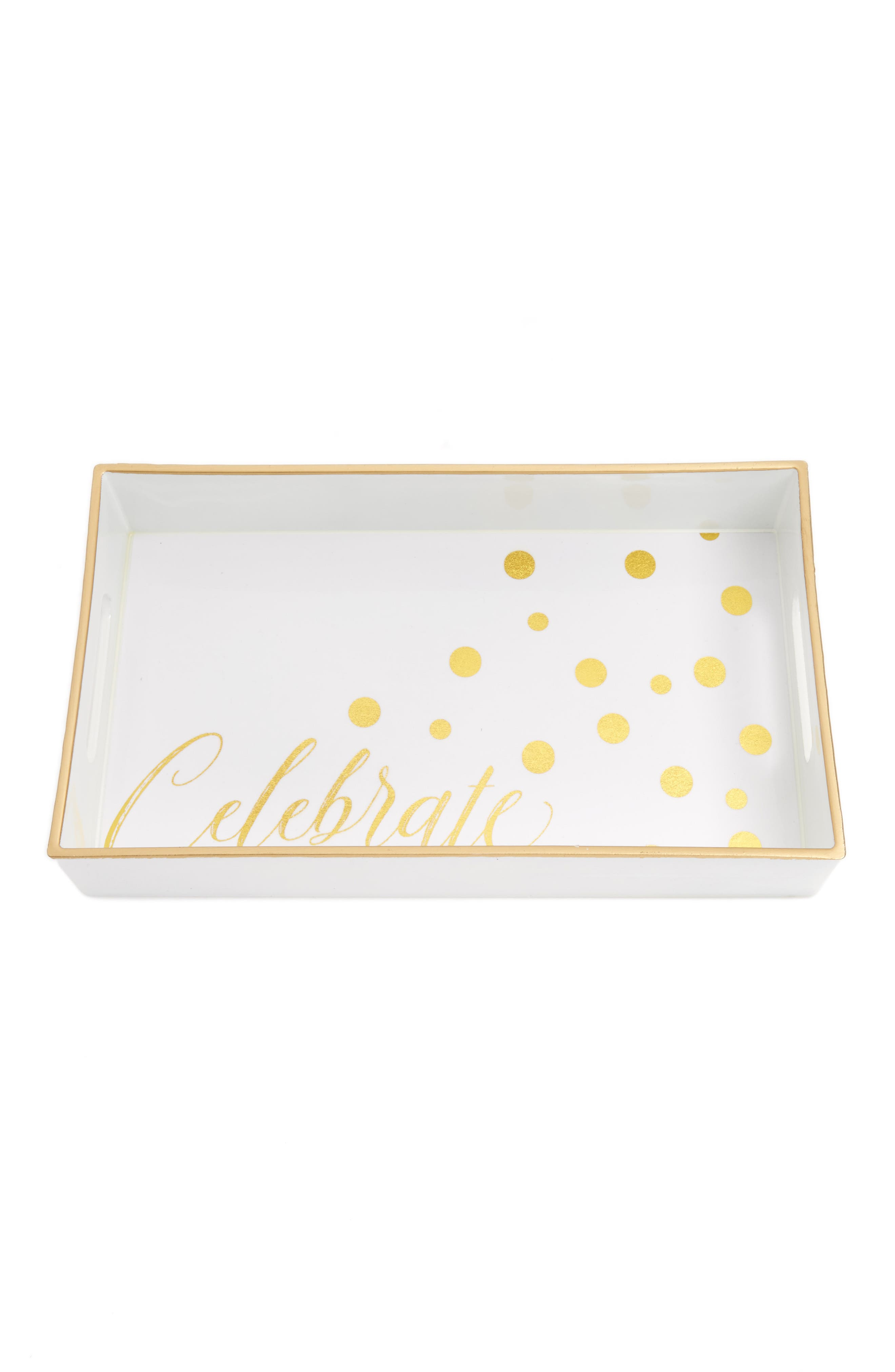 Alternate Image 2  - American Atelier Celebrate Tray