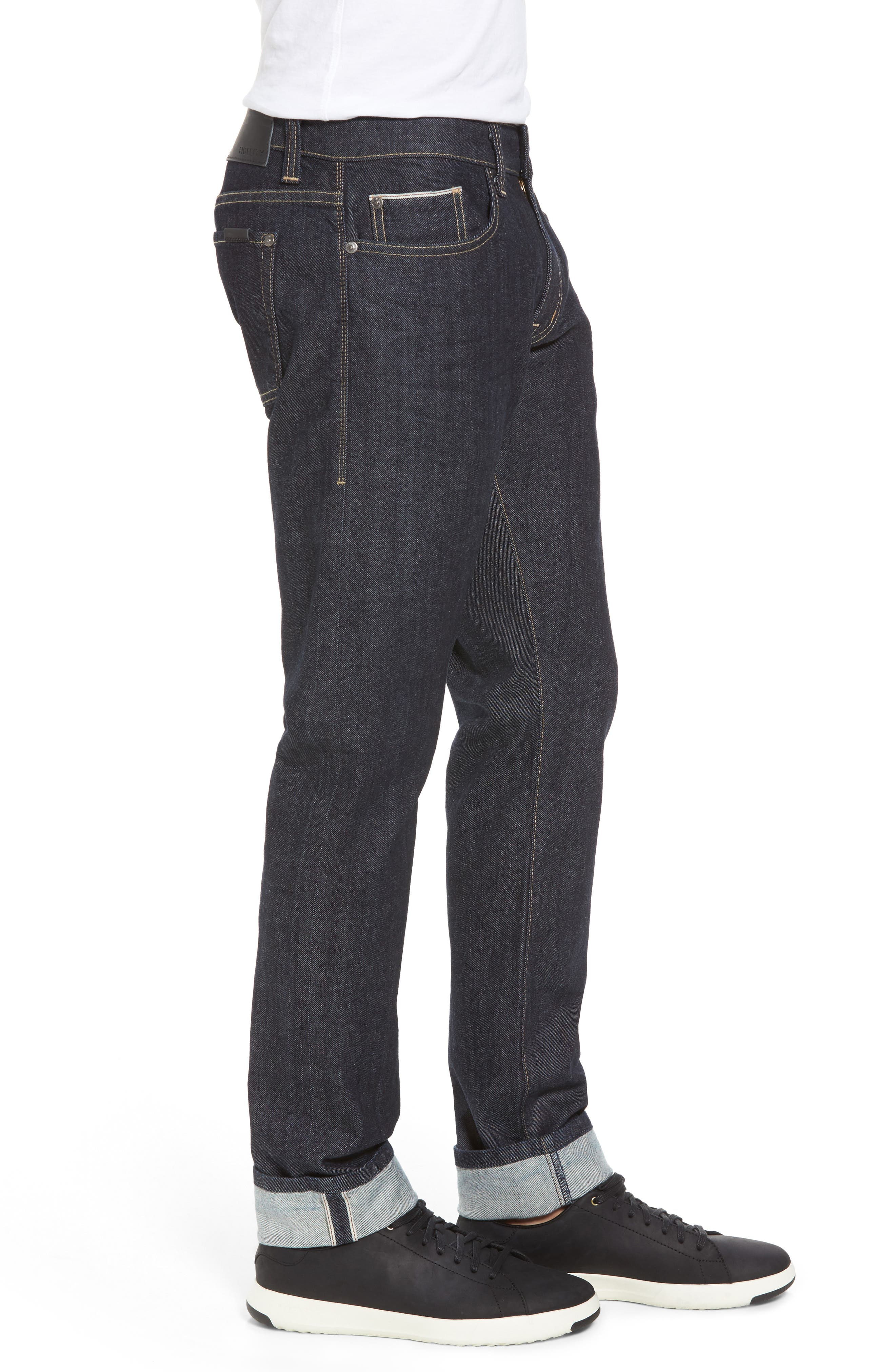 Alternate Image 3  - Fidelity Denim Torino Slim Fit Jeans (Akiba)
