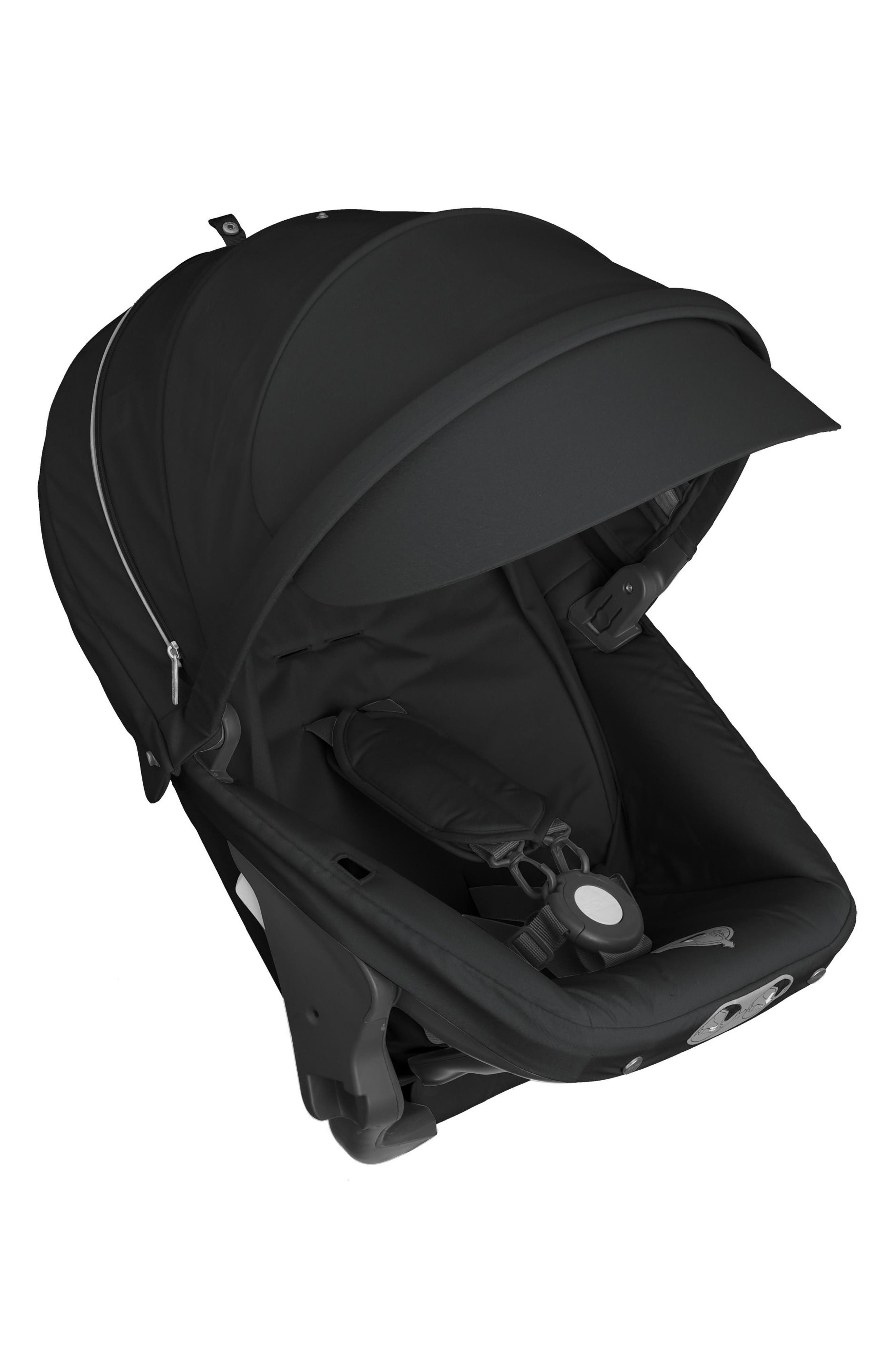 Scoot<sup>™</sup> Complete Stroller,                             Alternate thumbnail 15, color,                             Black