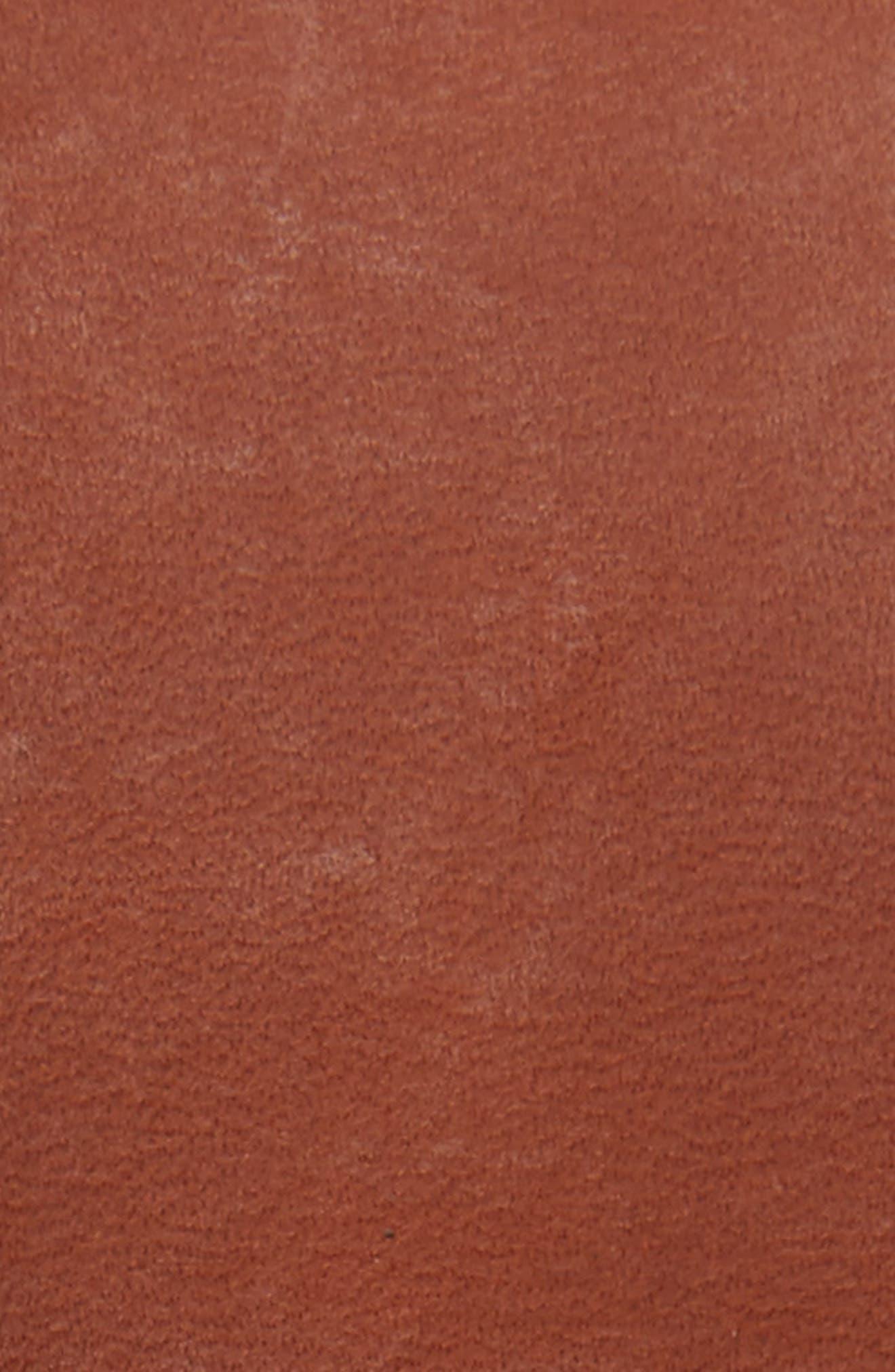 Alternate Image 2  - BOSS C-Gem Leather Belt