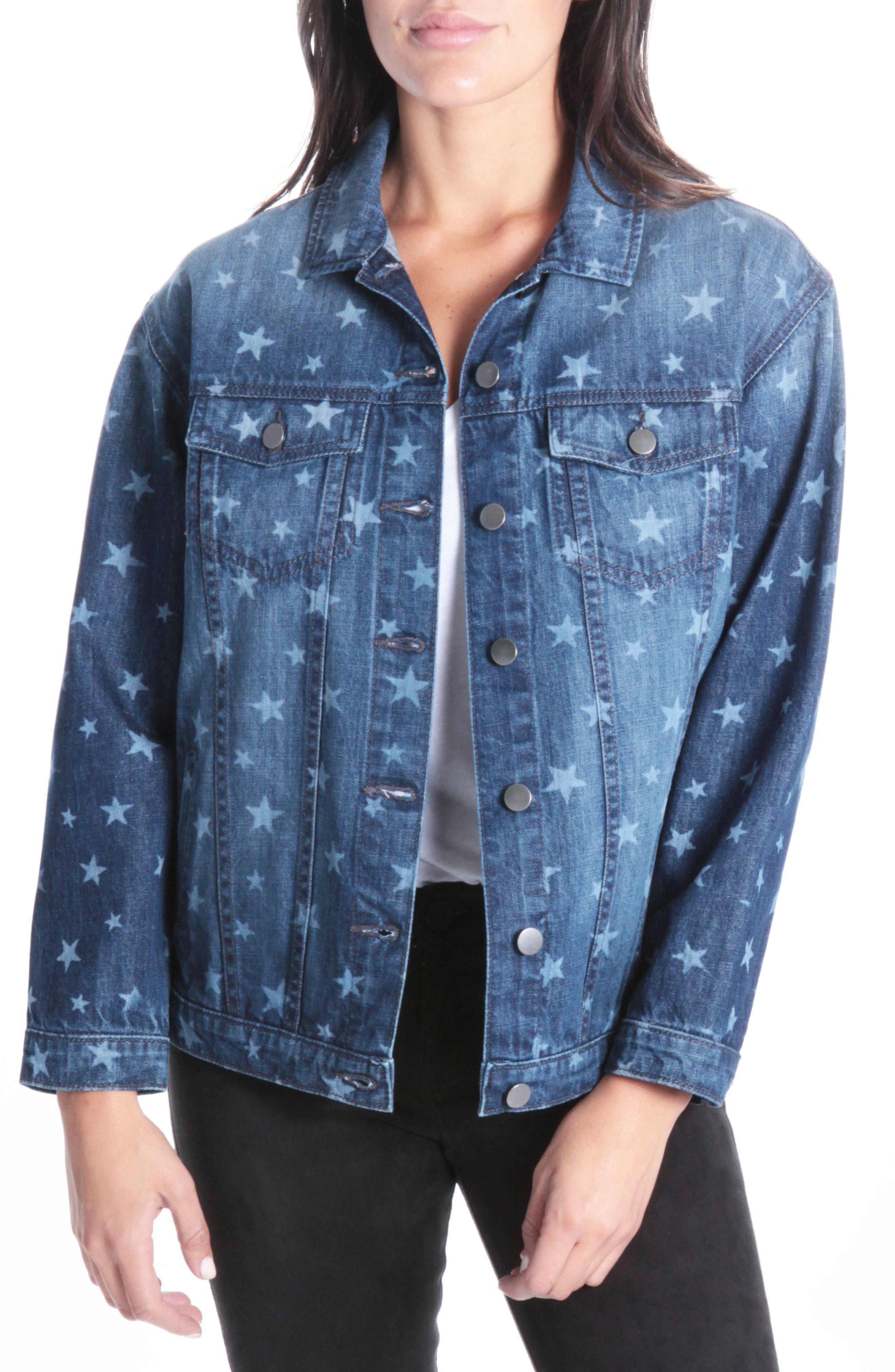 Alternate Image 1 Selected - Kut from the Kloth Emma Boyfriend Jacket (Opportune)