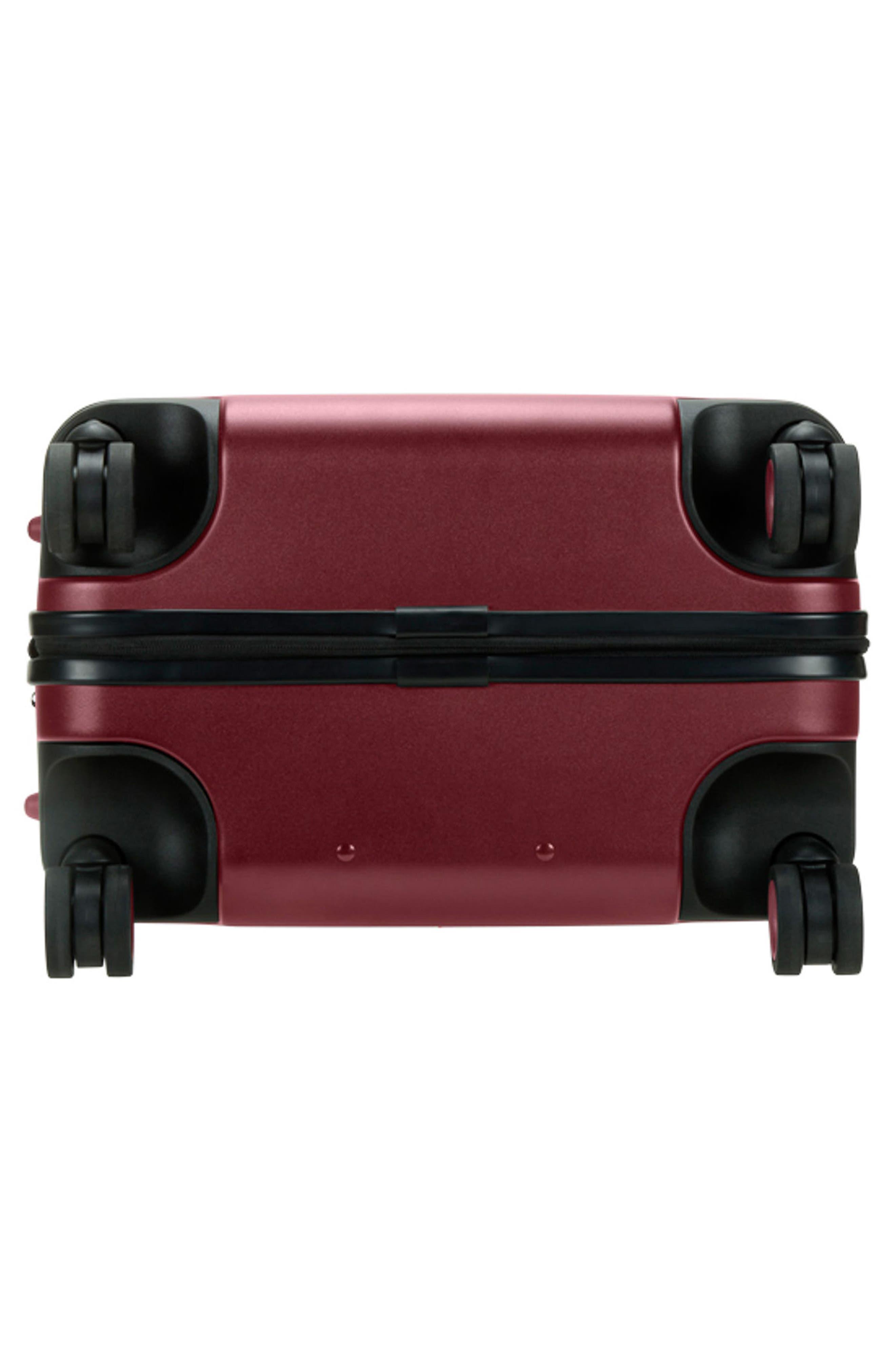 NOVI 31-Inch Hardshell Wheeled Packing Case,                             Alternate thumbnail 18, color,                             Deep Red