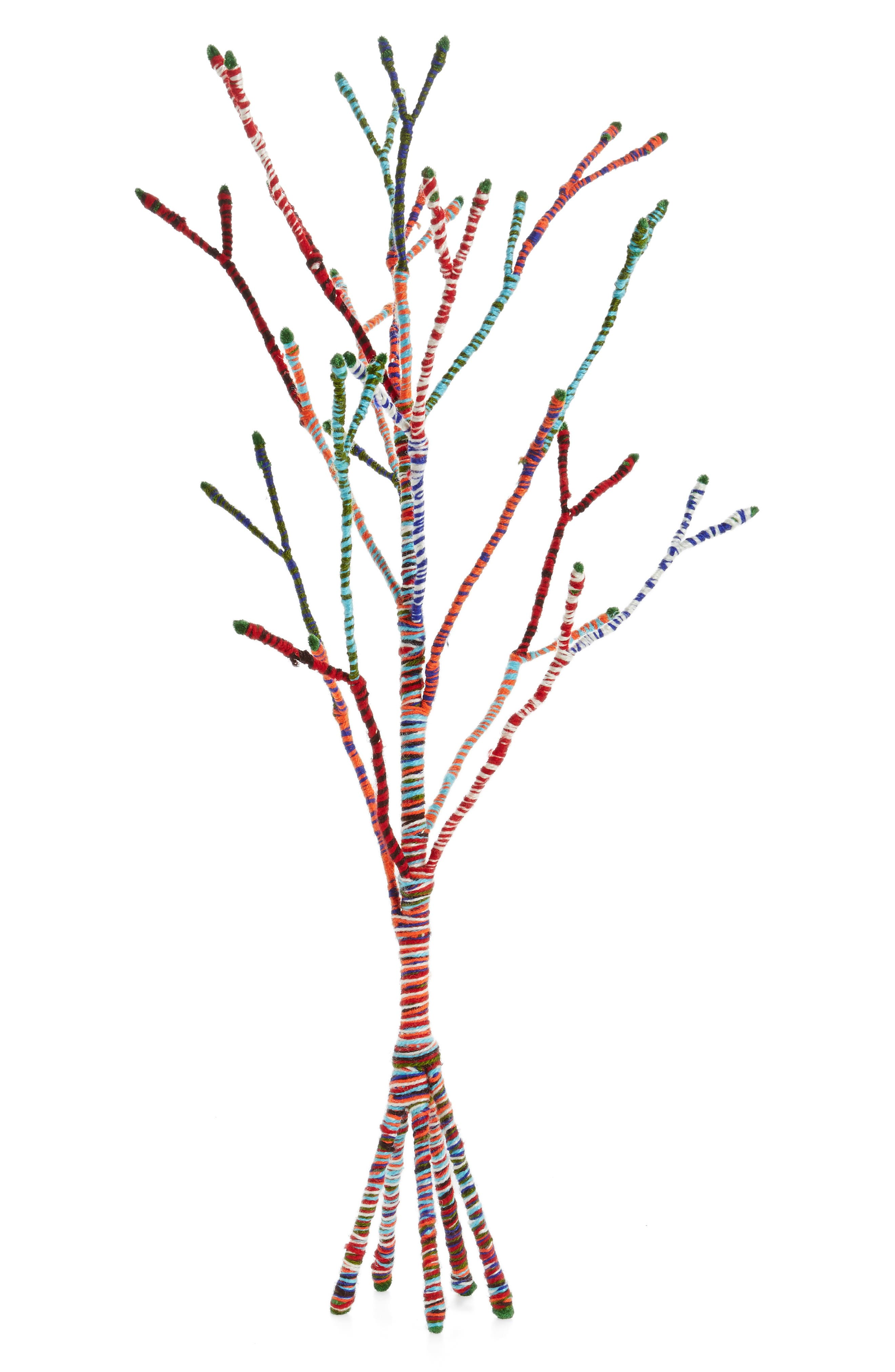 Nordstrom at Home Small Global Folk Wire & Yarn Tree