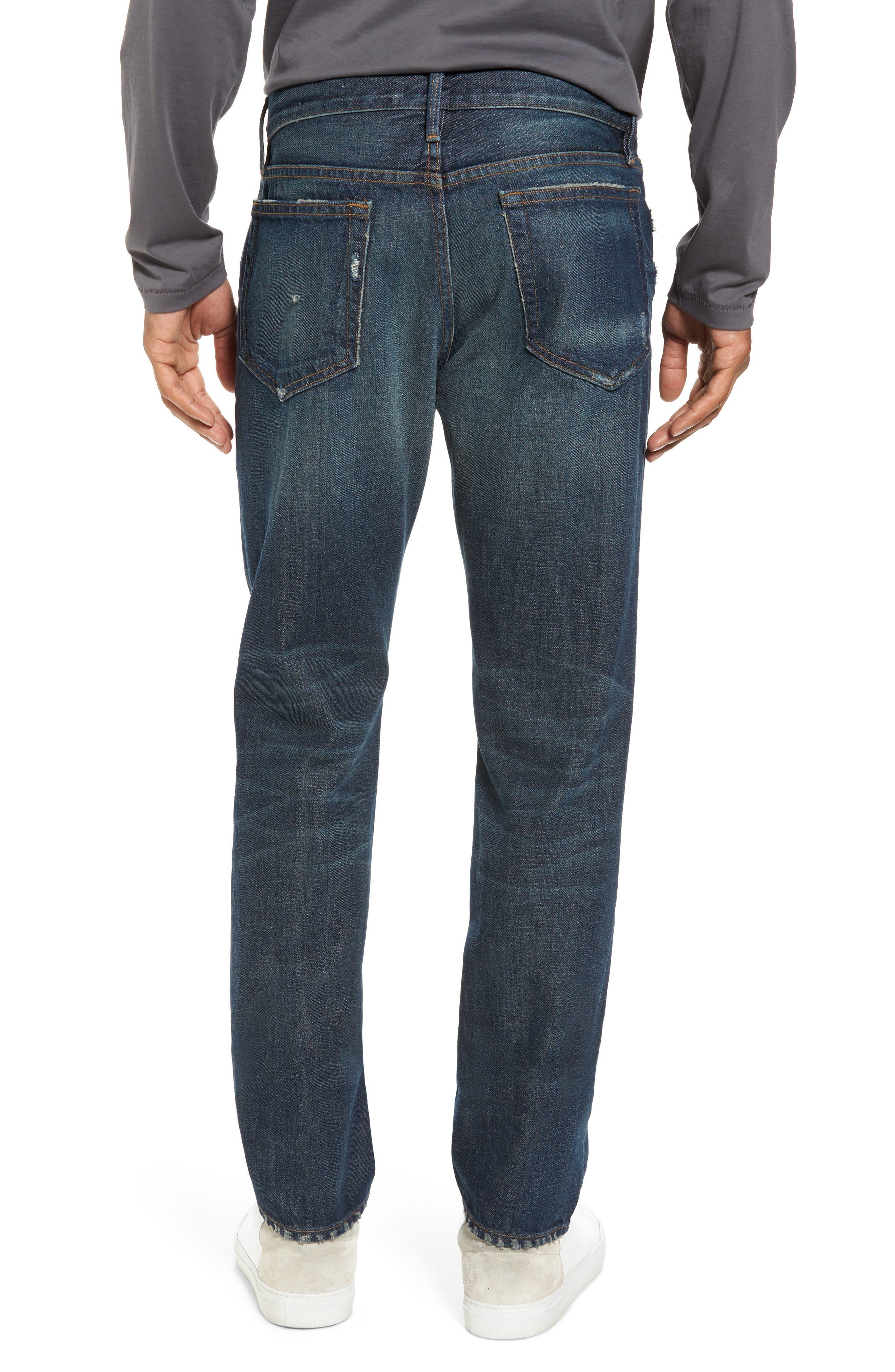 L'Homme Slim Fit Jeans,                             Alternate thumbnail 2, color,                             Bunker